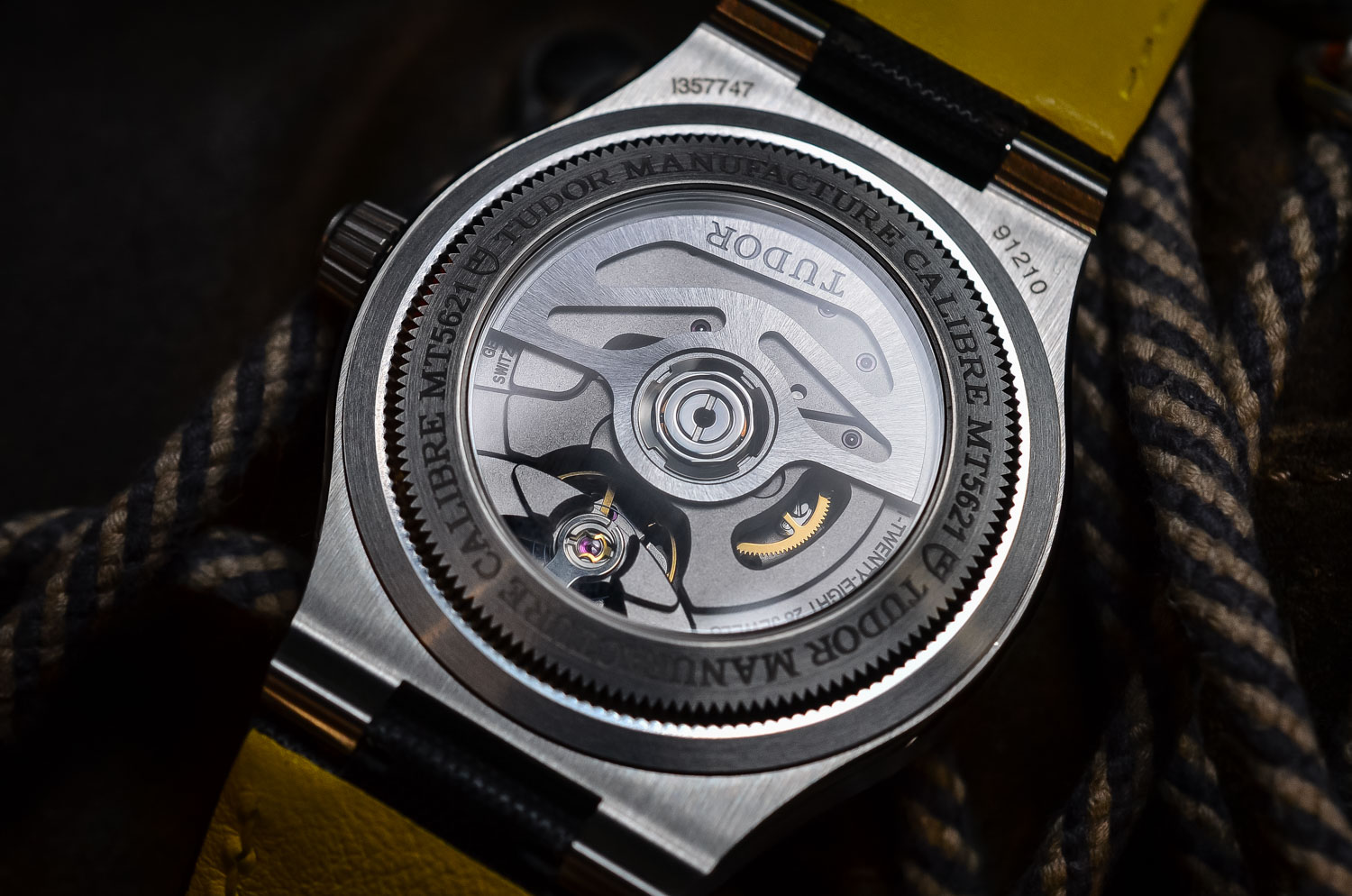 Tudor Manufacture movement