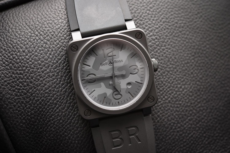 e52e36ce4e Hands-On - Bell   Ross BR03-92 Black Camo (Specs   Price)