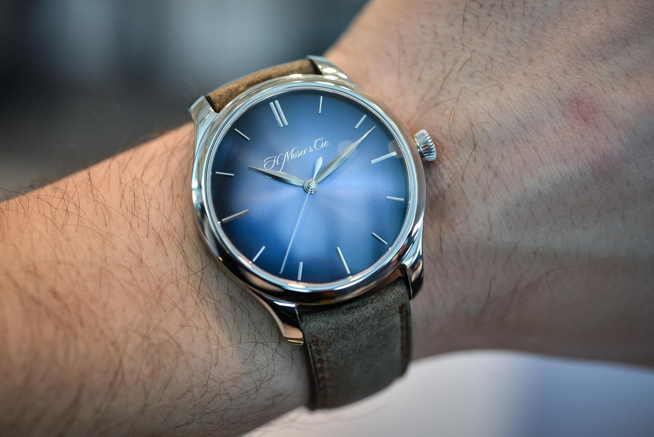 H. Moser & Cie Endeavour Center Seconds
