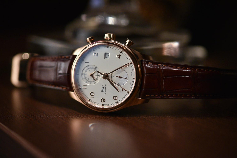 IWC Portugieser Chronograph Classic 2017 IW3903