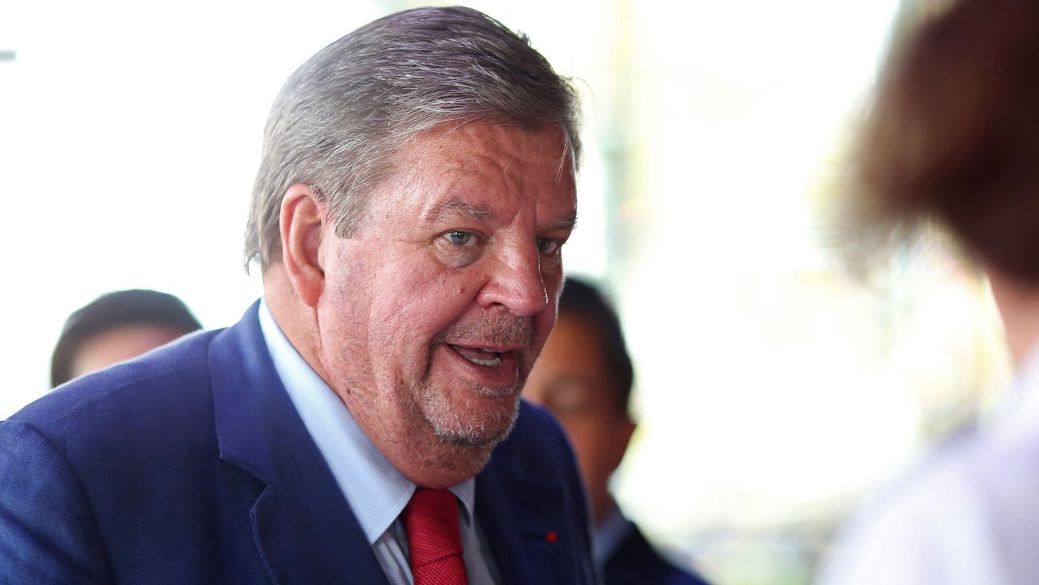 Johann Rupert, founder and chairman of Cie. Financiere Richemont SA