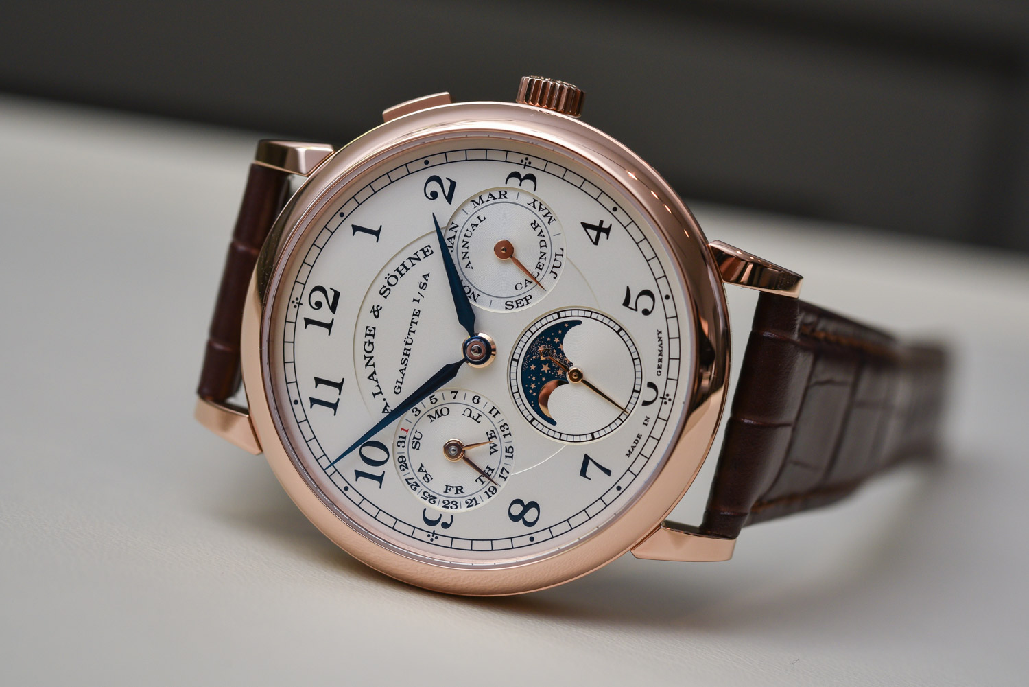 High End Watches >> 5 High End Watches Made In Germany Germans Do It Better