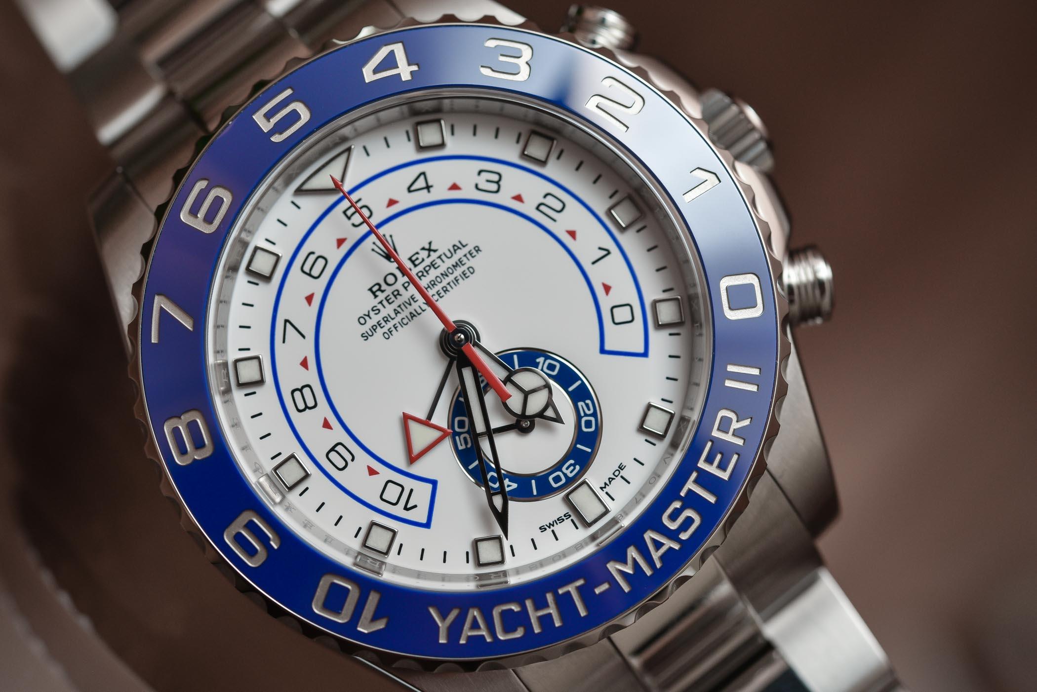 Rolex Yacht-Master II 116680 - 2017 Version