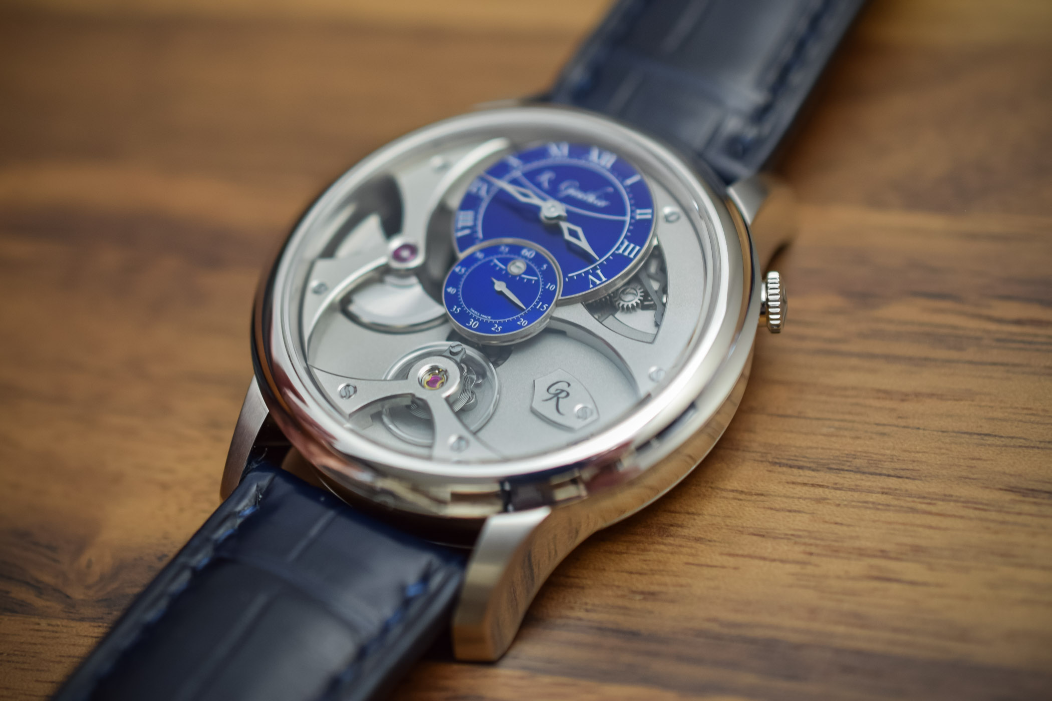 Romain Gauthier Insight Micro-Rotor