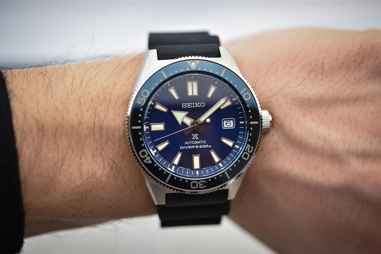 Seiko Prospex Diver SPB051 and SPB053