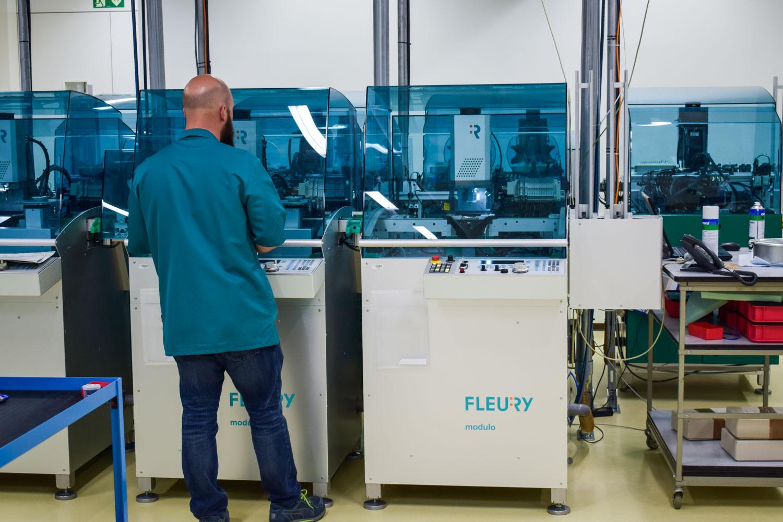 Vaucher Manufacture Fleurier - Inside look - 13