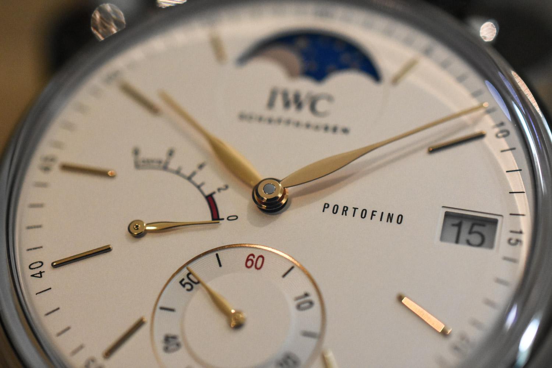 IWC Portofino Hand-Wound Moon Phase