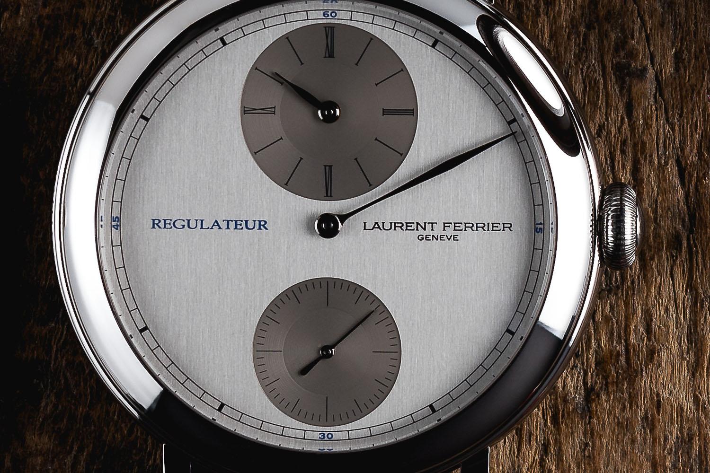 Laurent Ferrier Galet Regulateur Micro Rotor