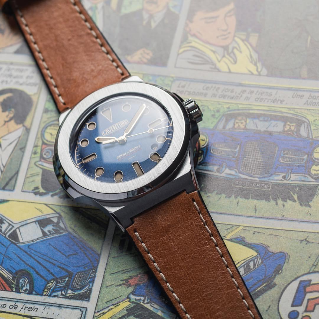 Laventure Watches Kickstarter