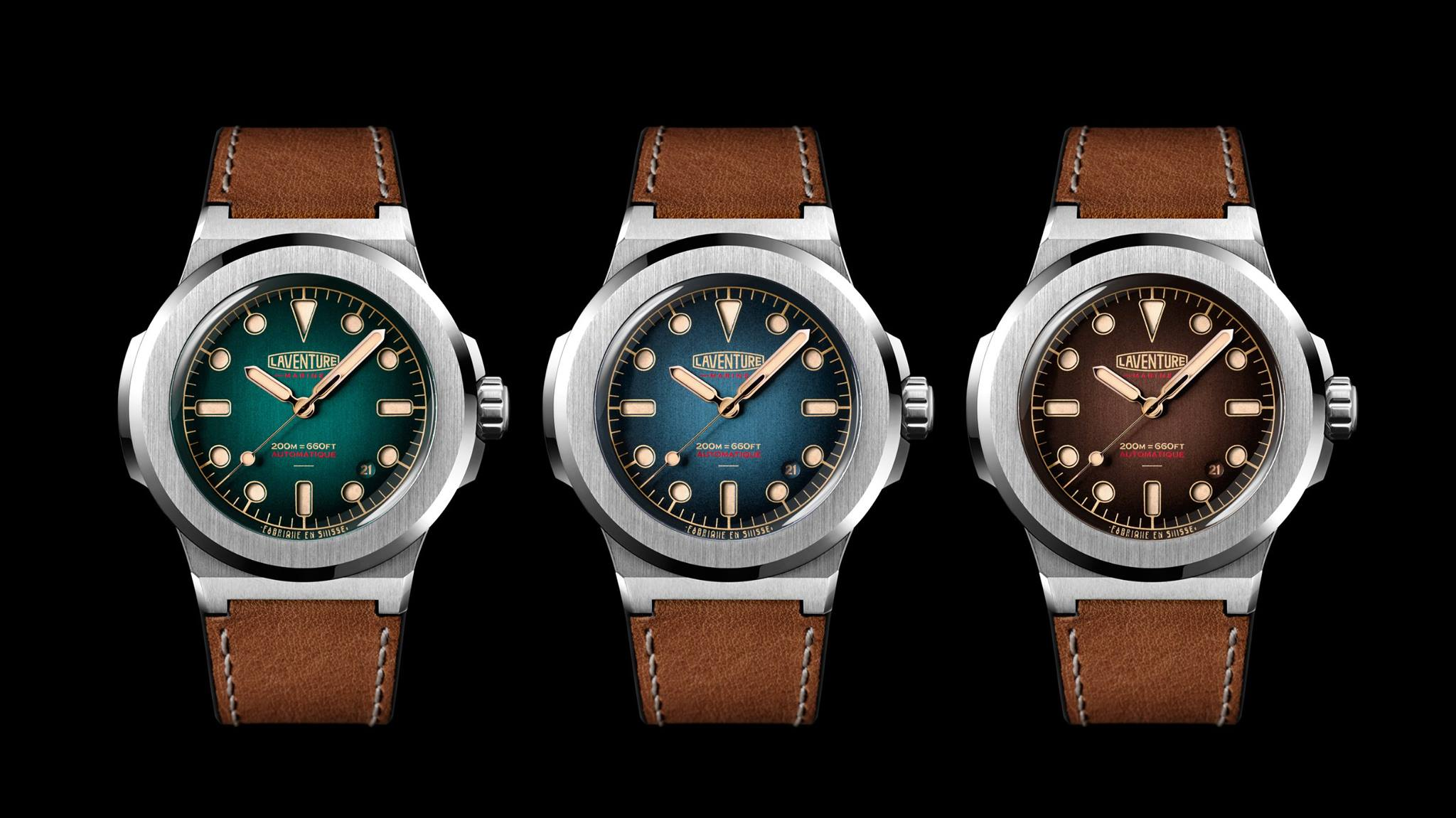 Laventure Watches Kickstarter