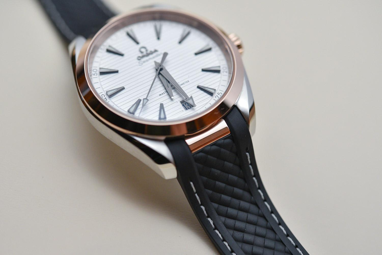 Omega Seamaster Aqua Terra 150m Master Chronometer 41mm 2017