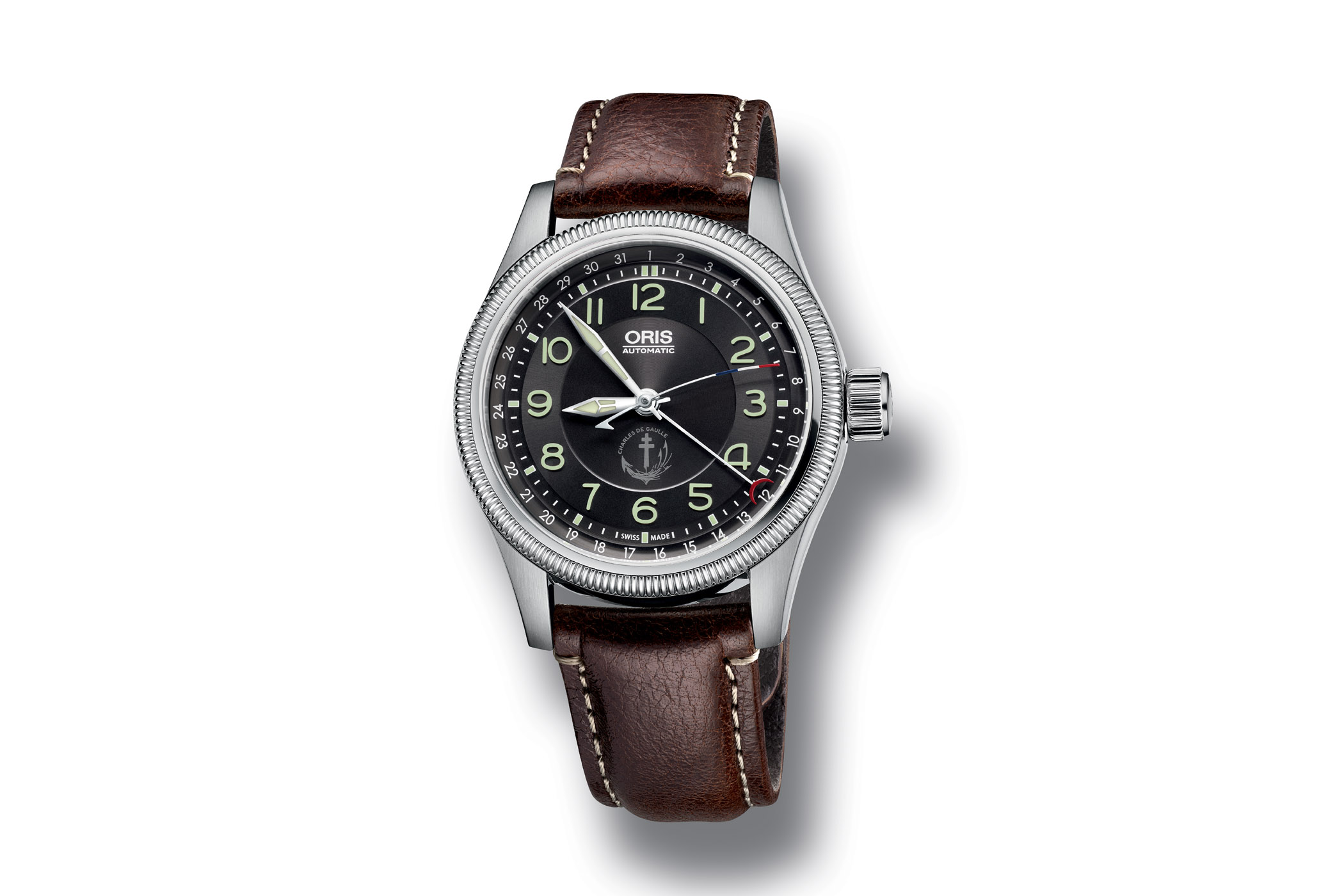 Oris Big Crown Limited Edition PA Charles de Gaulle