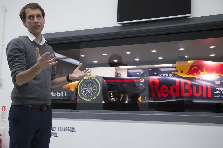Red Bull Racing visit 03