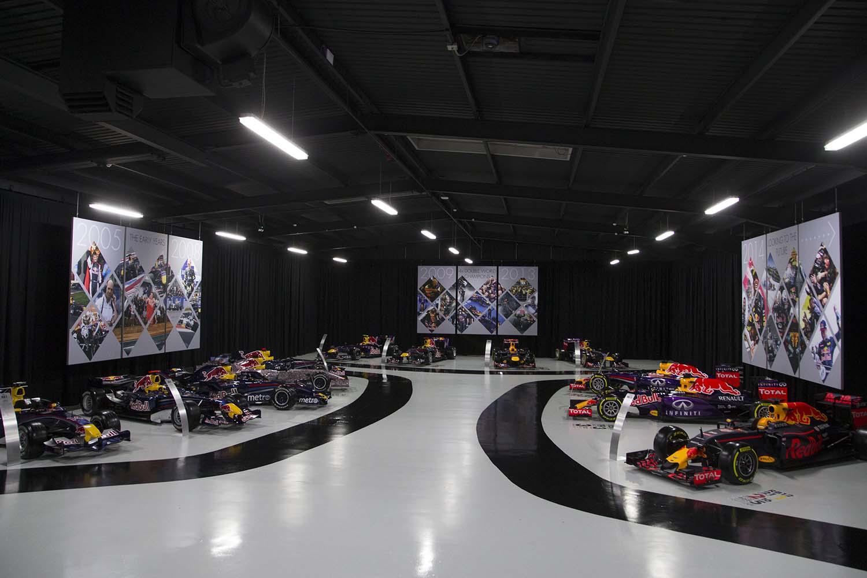 Red Bull Racing visit 05