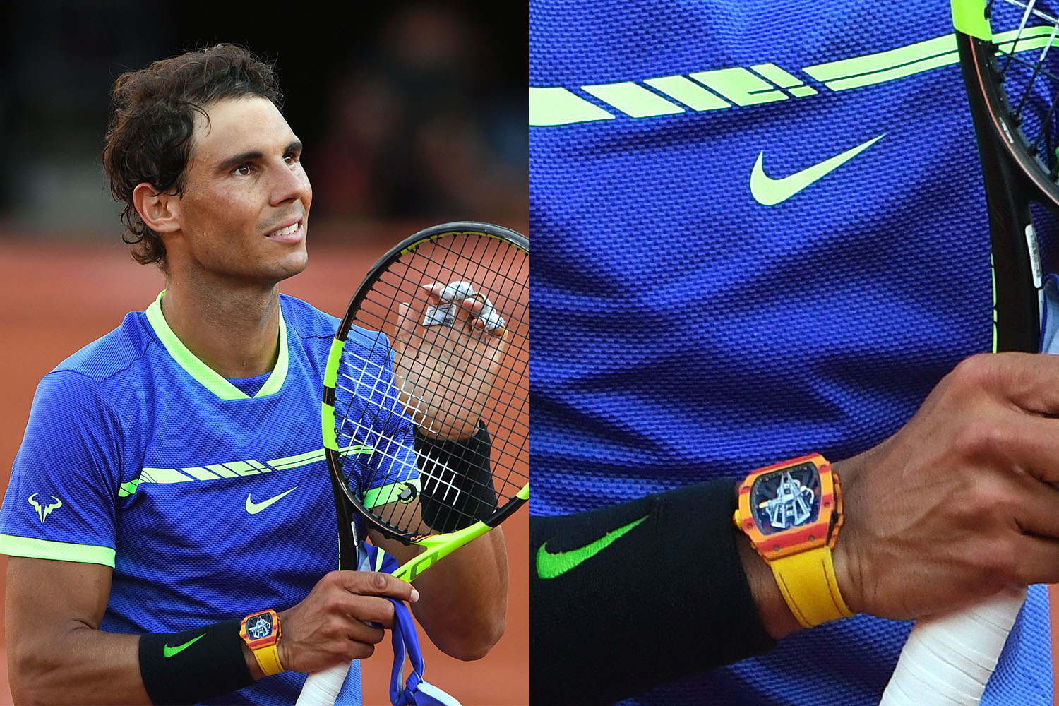Roland-Garros 2017 Final - Nadal - Richard Mille RM-27-03 Tourbillon