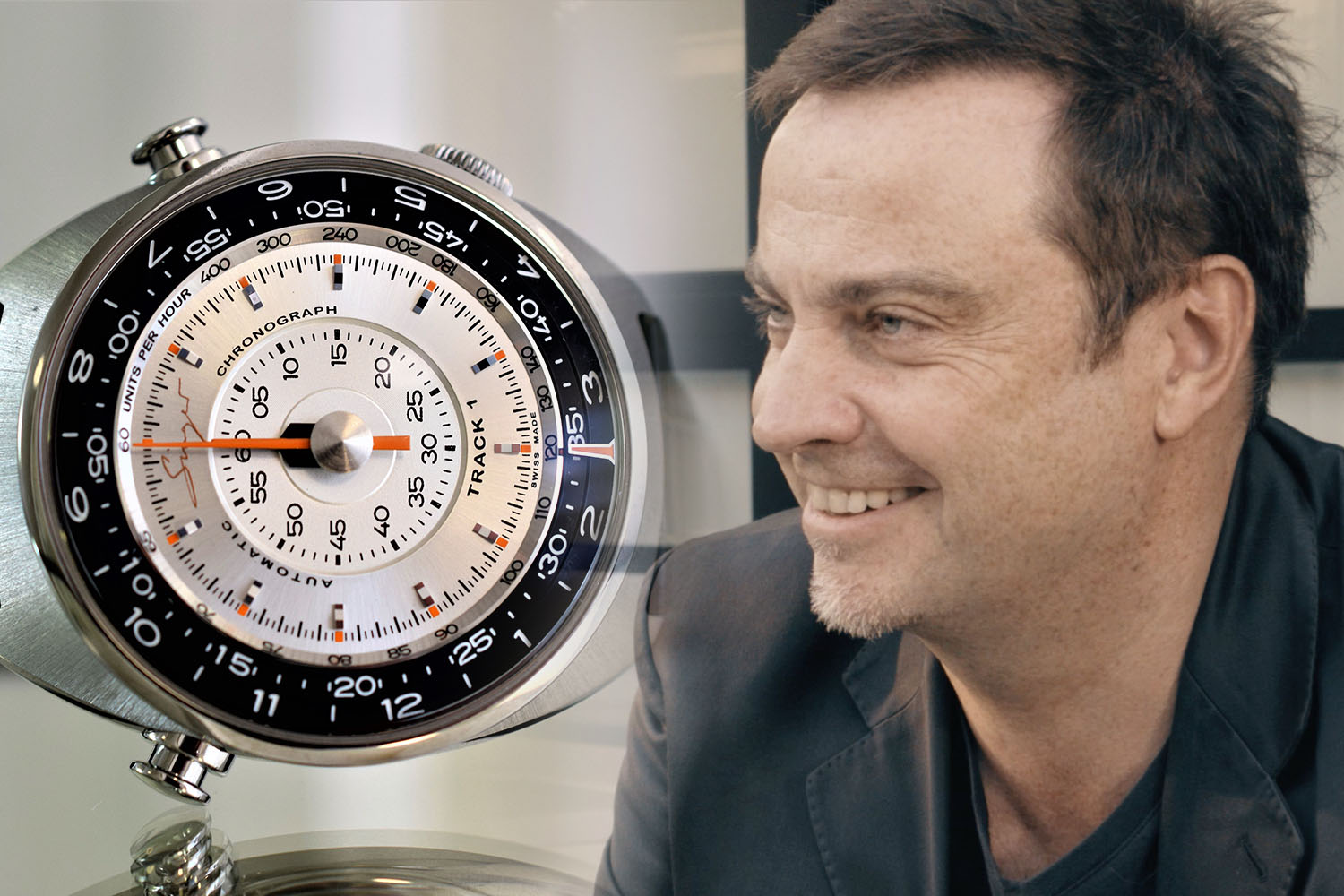 Talking Cars and Watches, The Track1 Chronograph And the Reimagined 911 With Rob Dickinson