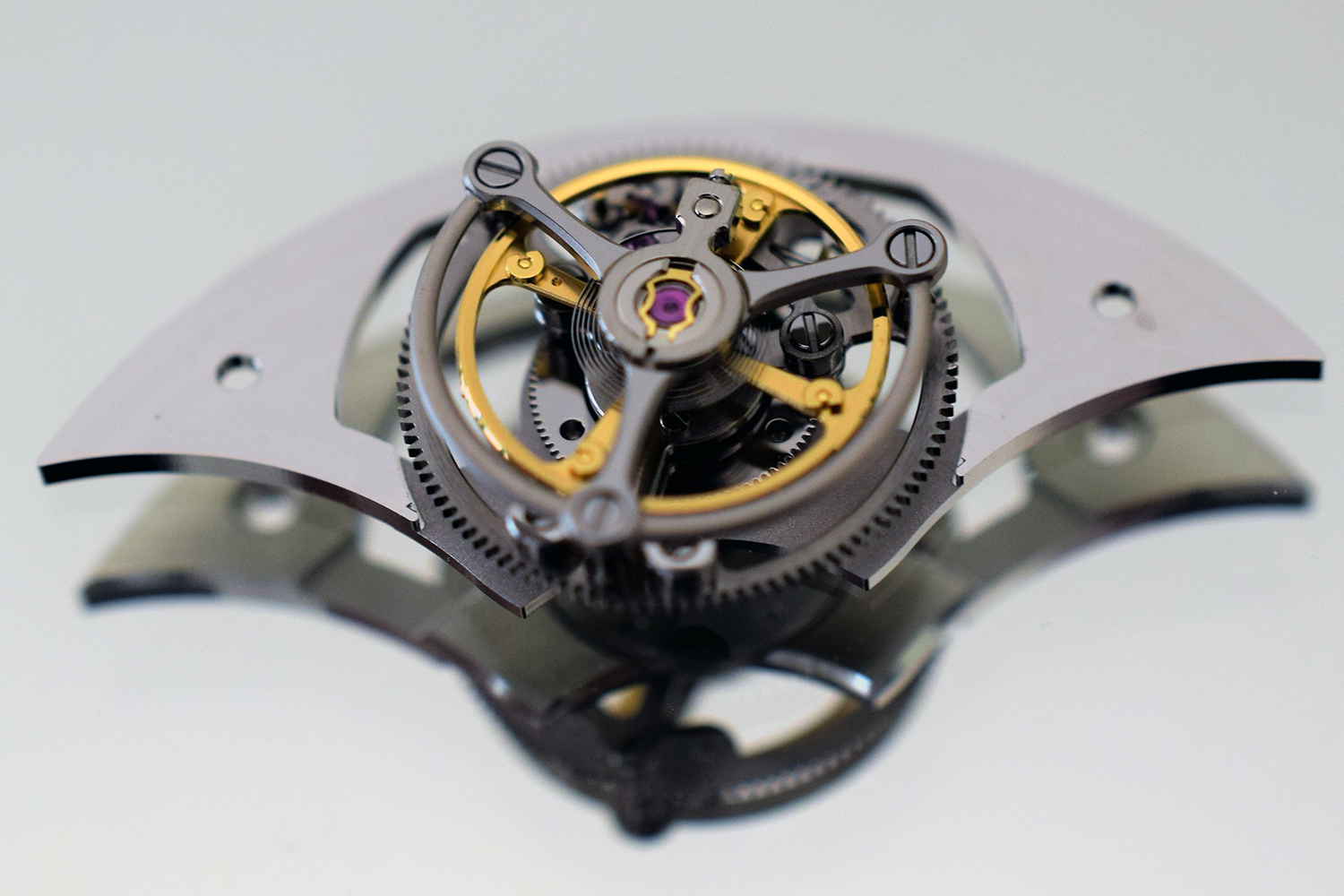 Vaucher Manufacture Fleurier – ExtraFlat Flying Tourbillon 5430
