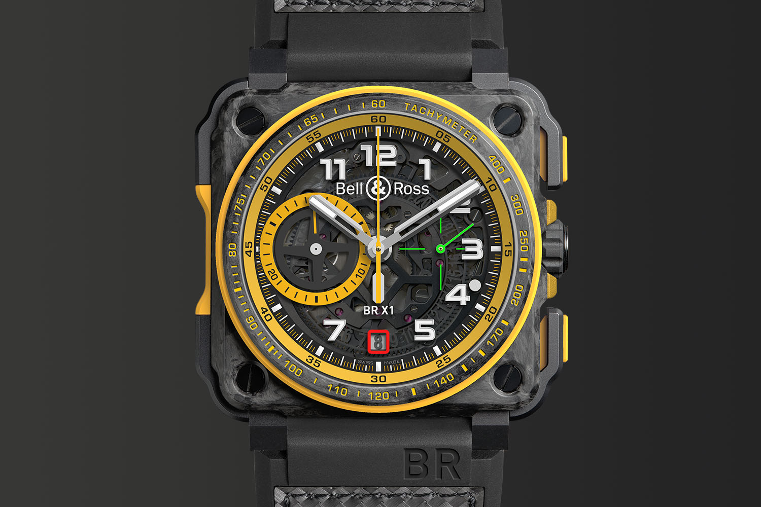 Bell and Ross BR-X1 RS17 Only Watch 2017