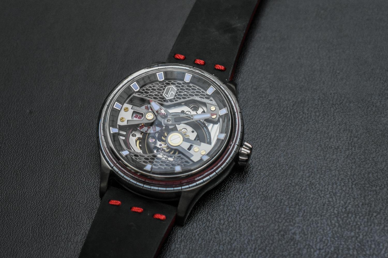CJR Commander Series Watch kickstarter