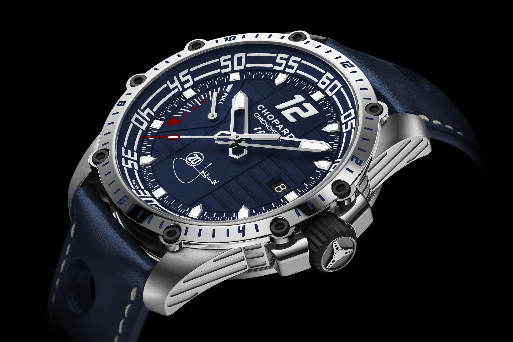 Chopard Superfast 8 Hz Power Control Porsche 919 Only Watch 2017