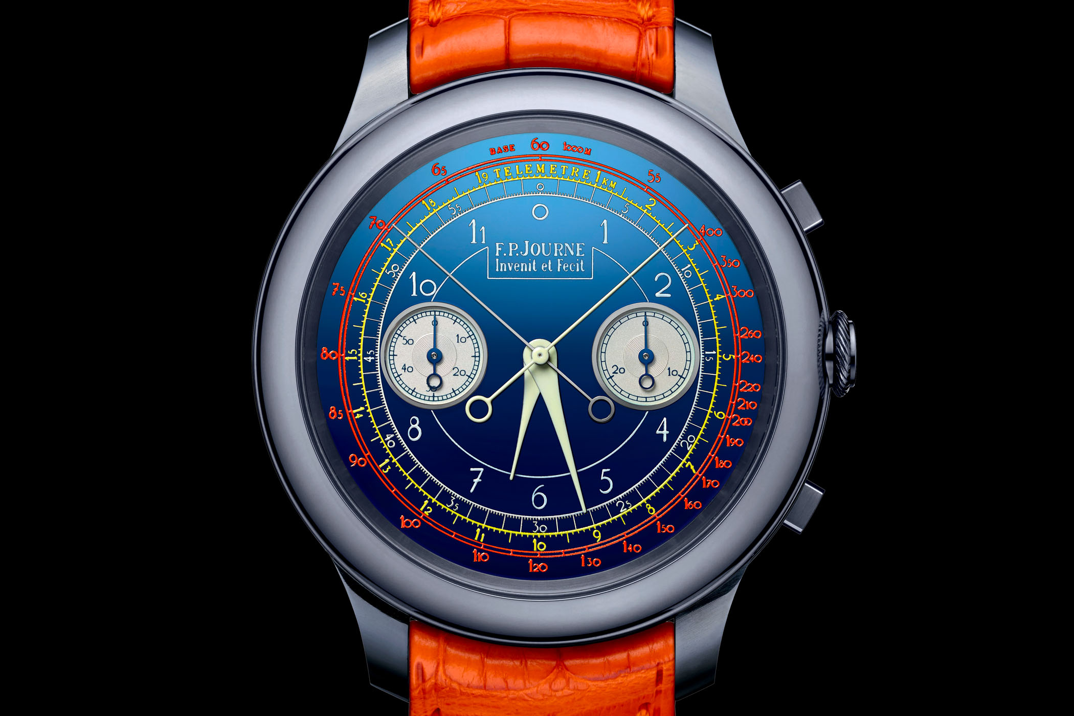 F.P.Journe Chronographe Monopoussoir Rattrapante Only Watch 2017
