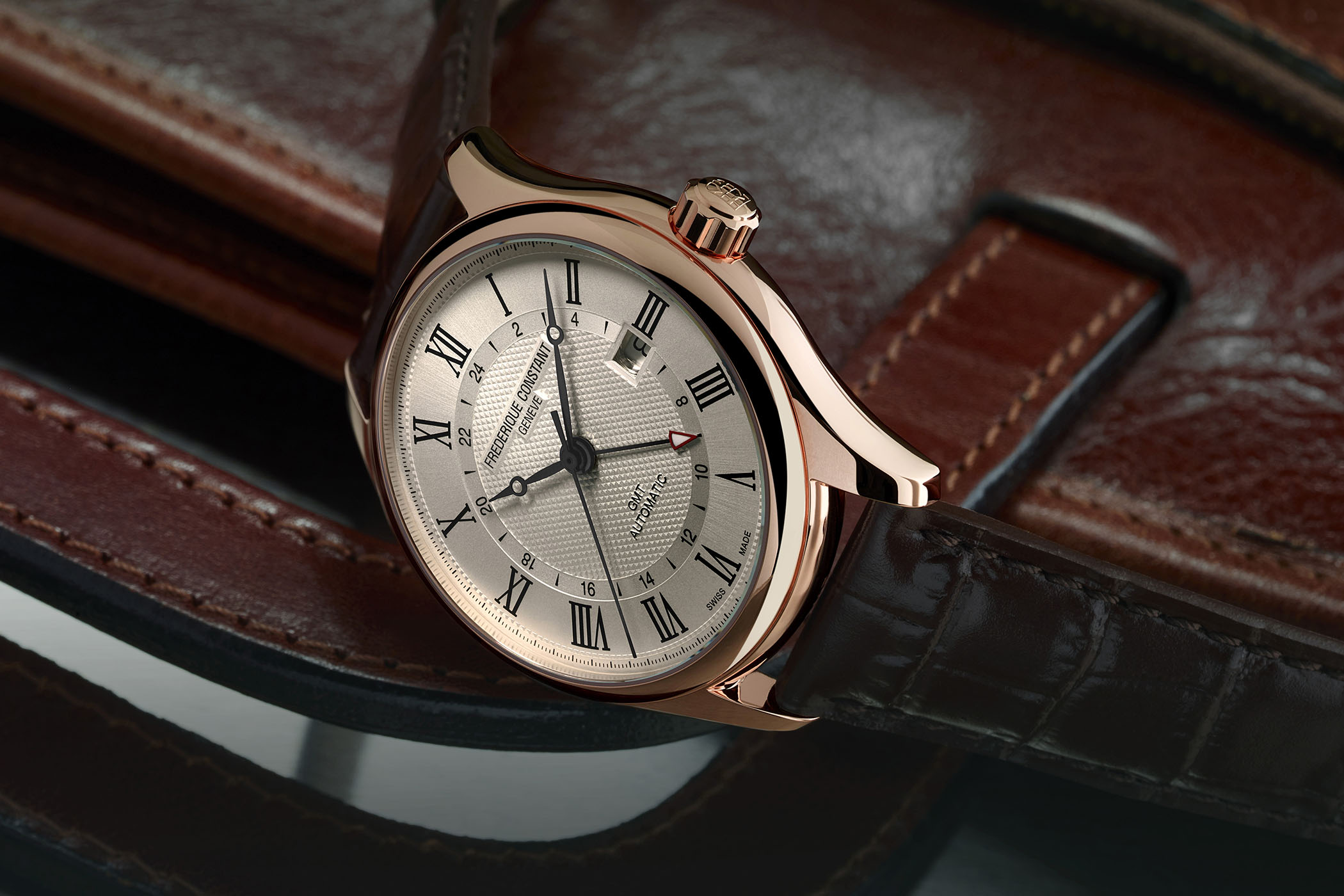 Frederique Constant Classics Automatic GMT 2017