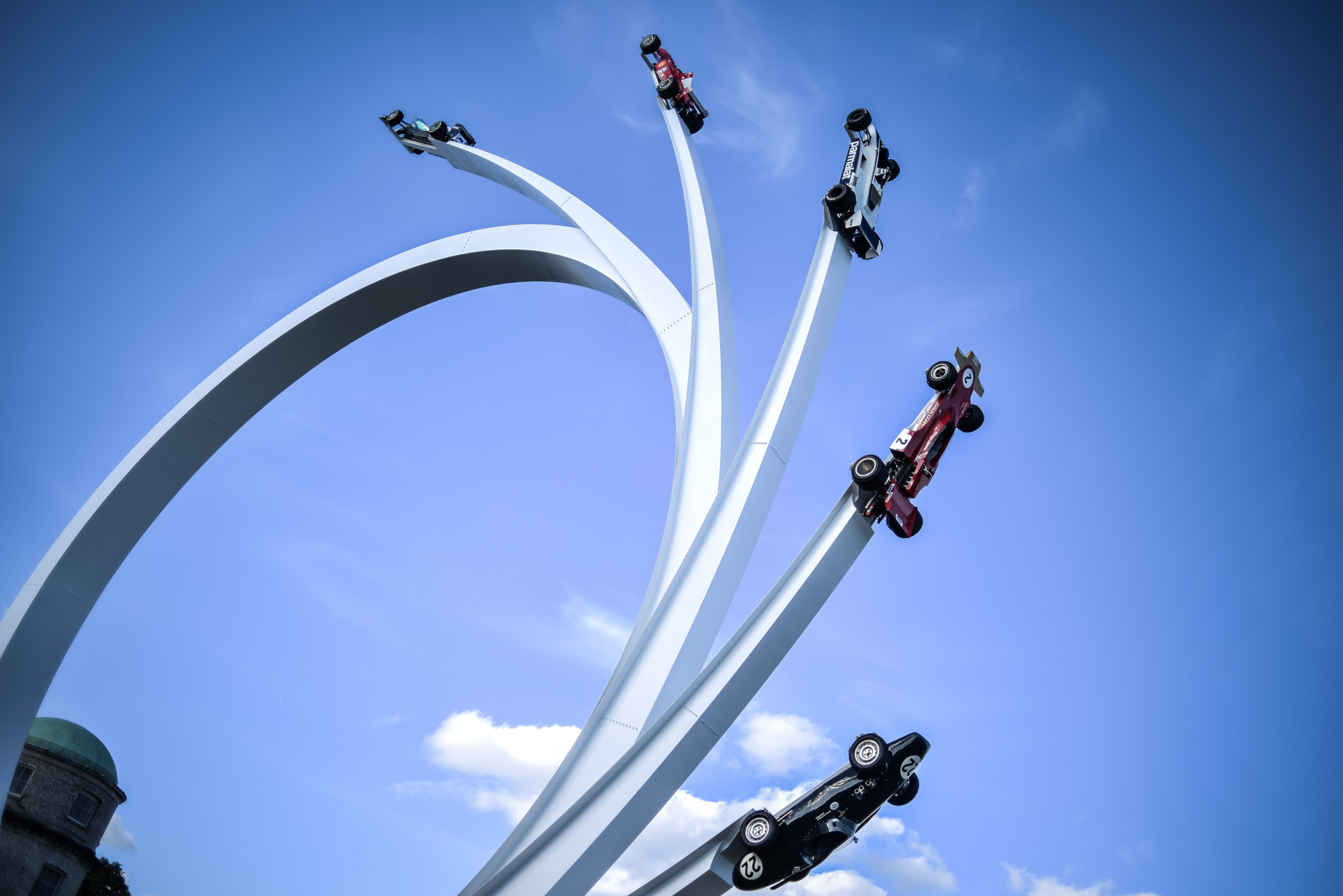Goodwood Festival of Speed x Montblanc - photo report - 1