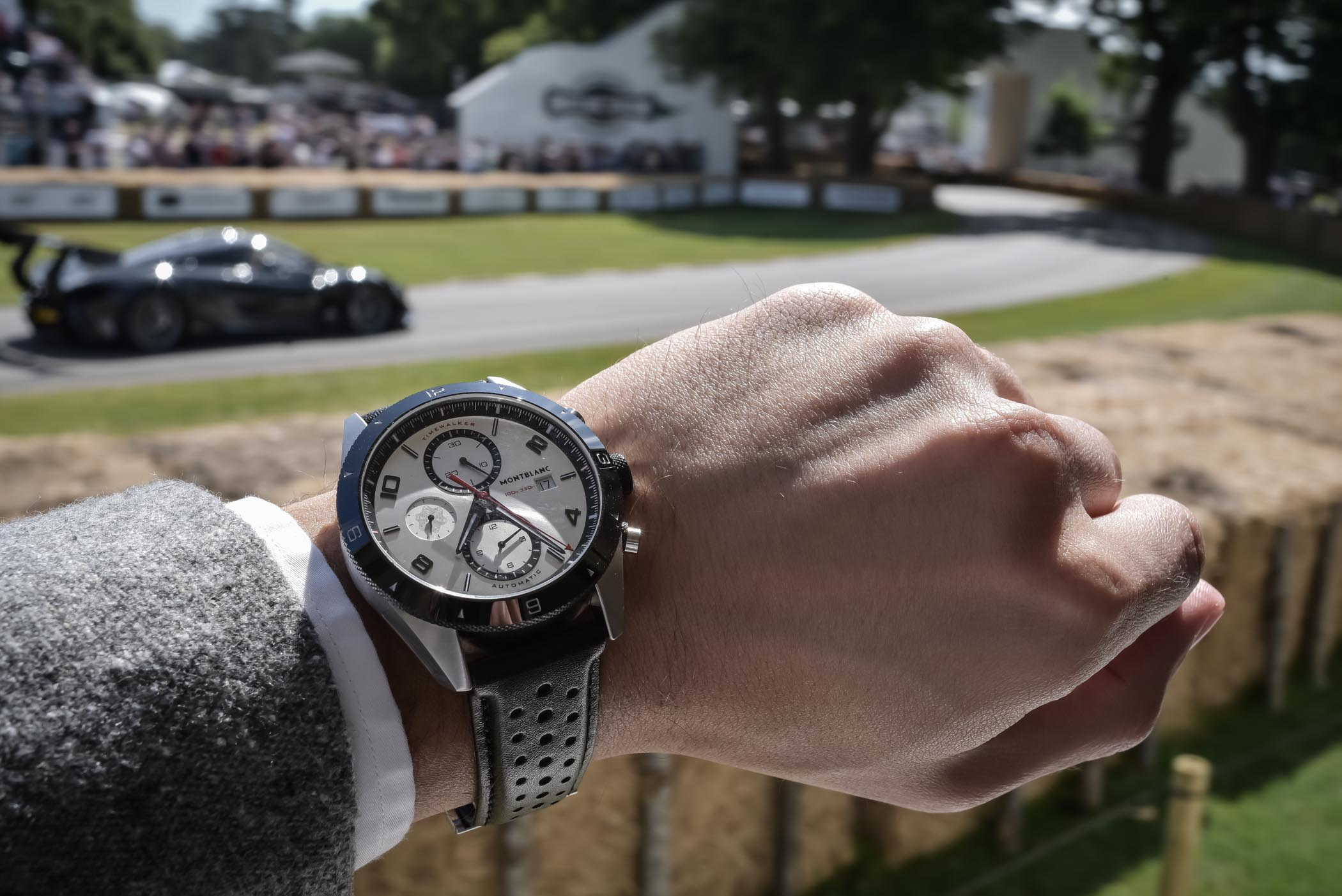 Goodwood Festival of Speed x Montblanc - photo report - 16