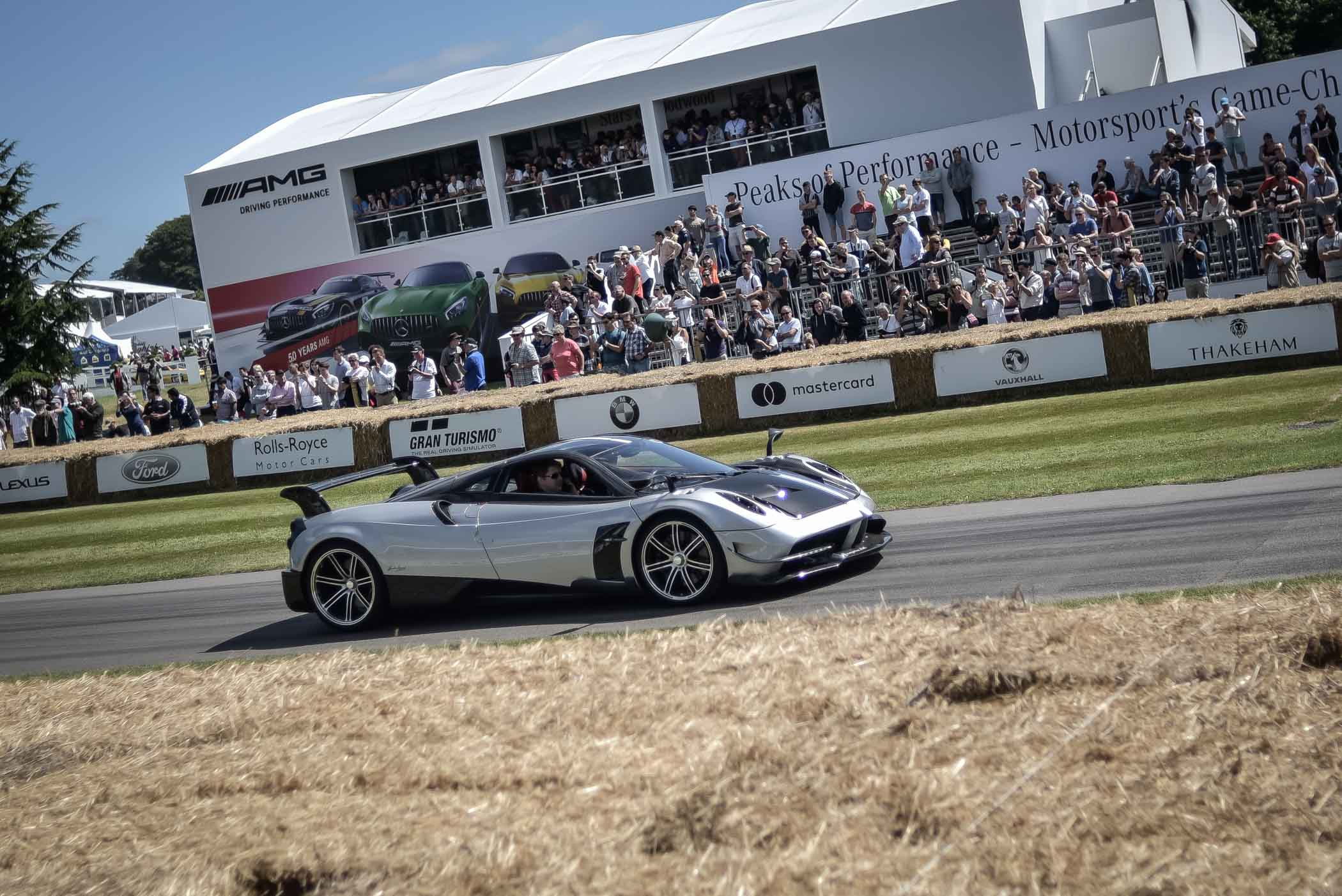 Goodwood Festival of Speed x Montblanc - photo report - 17