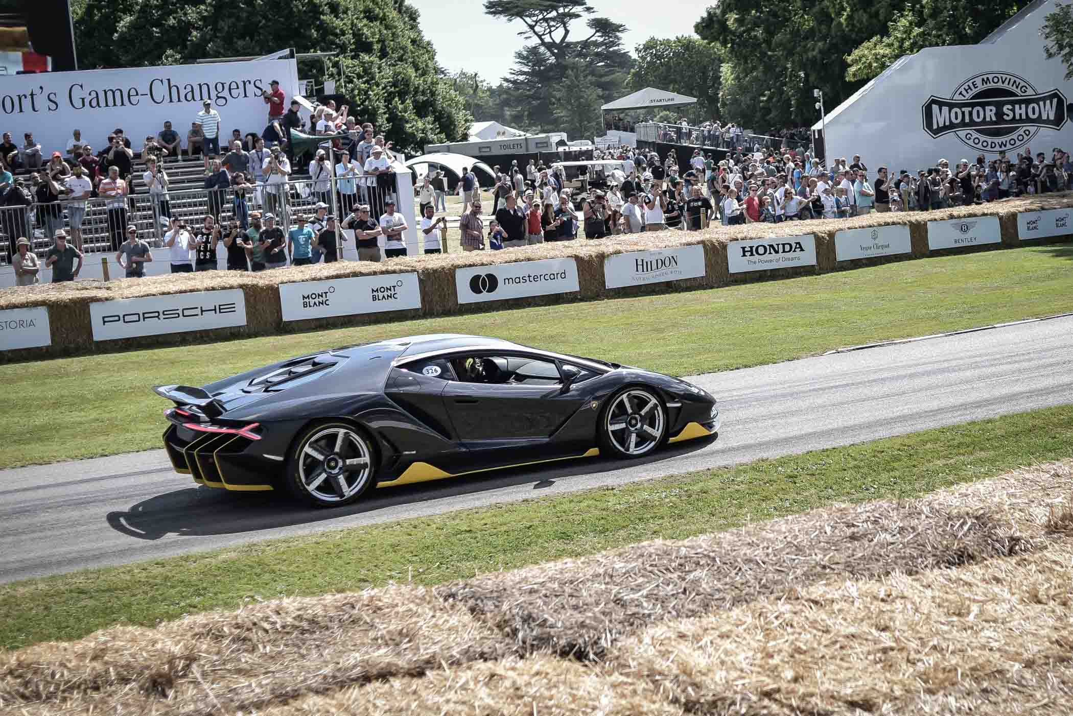 Goodwood Festival of Speed x Montblanc - photo report - 18
