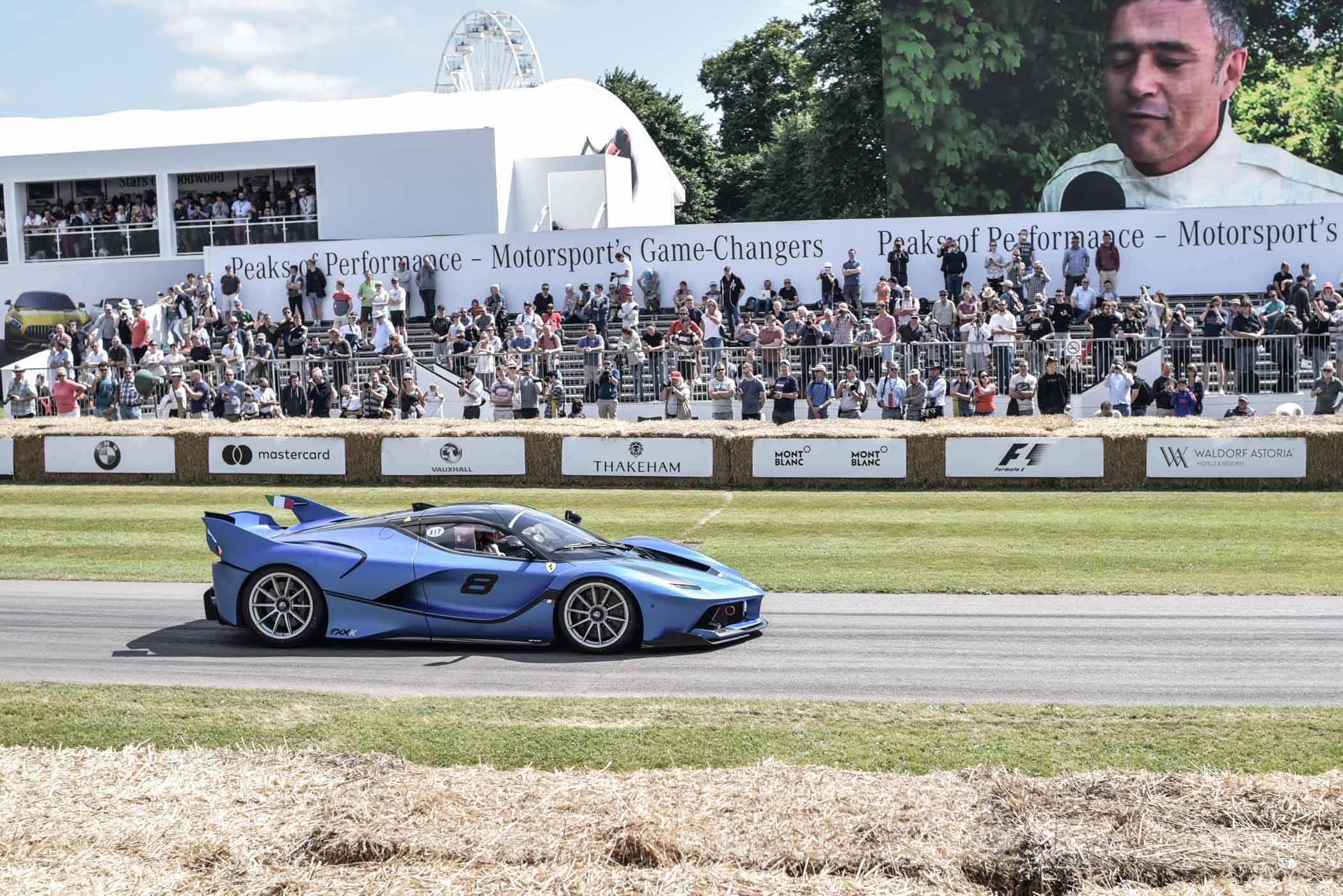 Goodwood Festival of Speed x Montblanc - photo report - 20