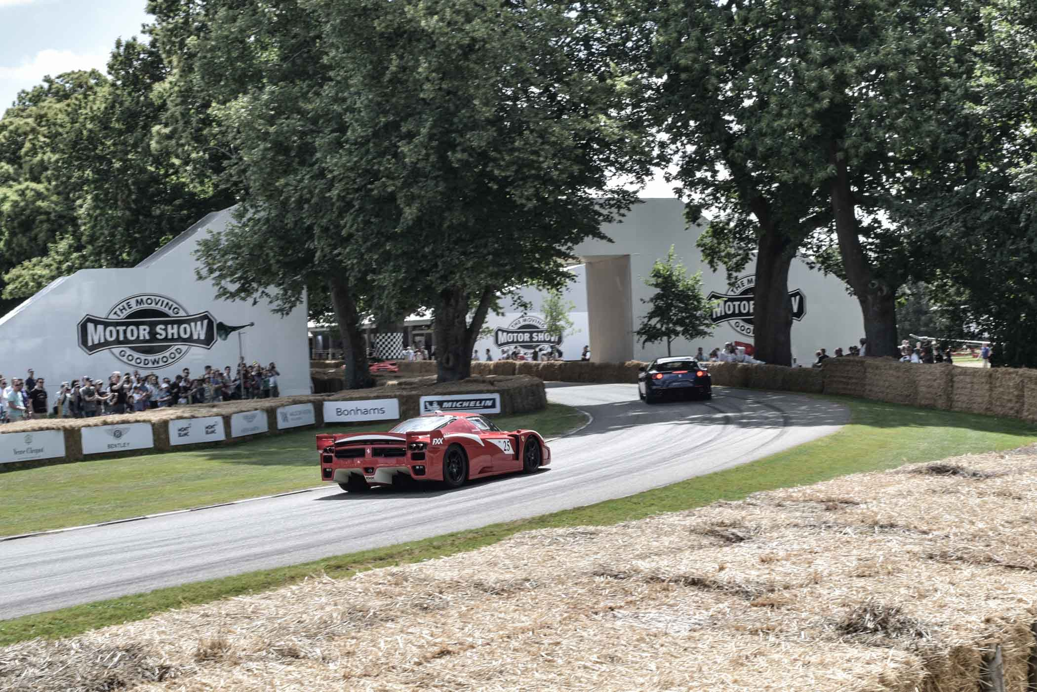 Goodwood Festival of Speed x Montblanc - photo report - 21