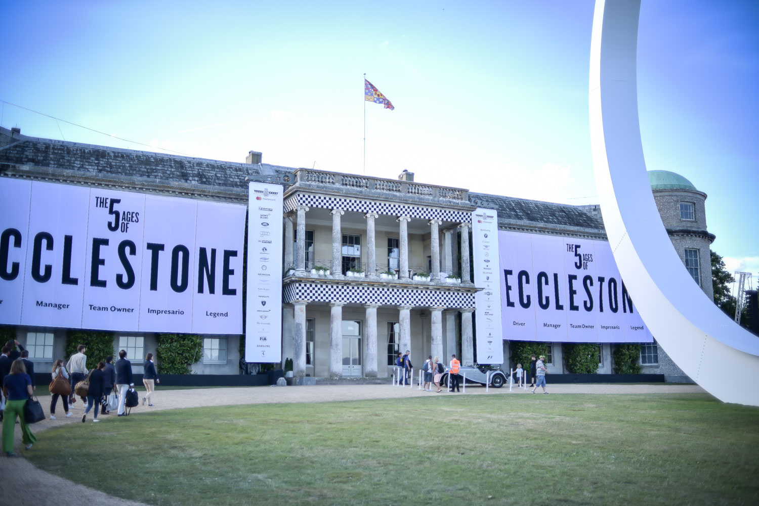 Goodwood Festival of Speed x Montblanc - photo report - 27