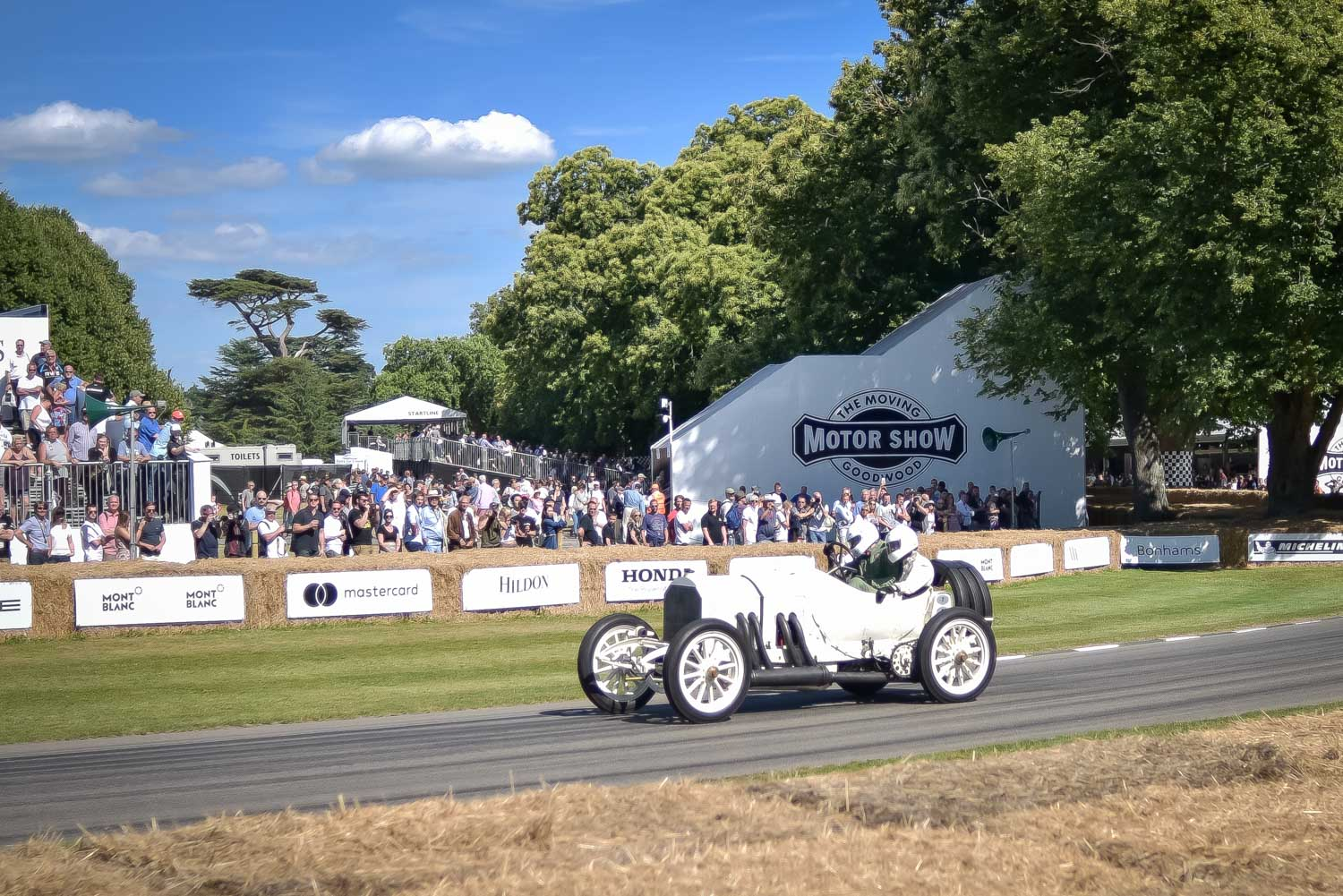 Goodwood Festival of Speed x Montblanc - photo report - 28