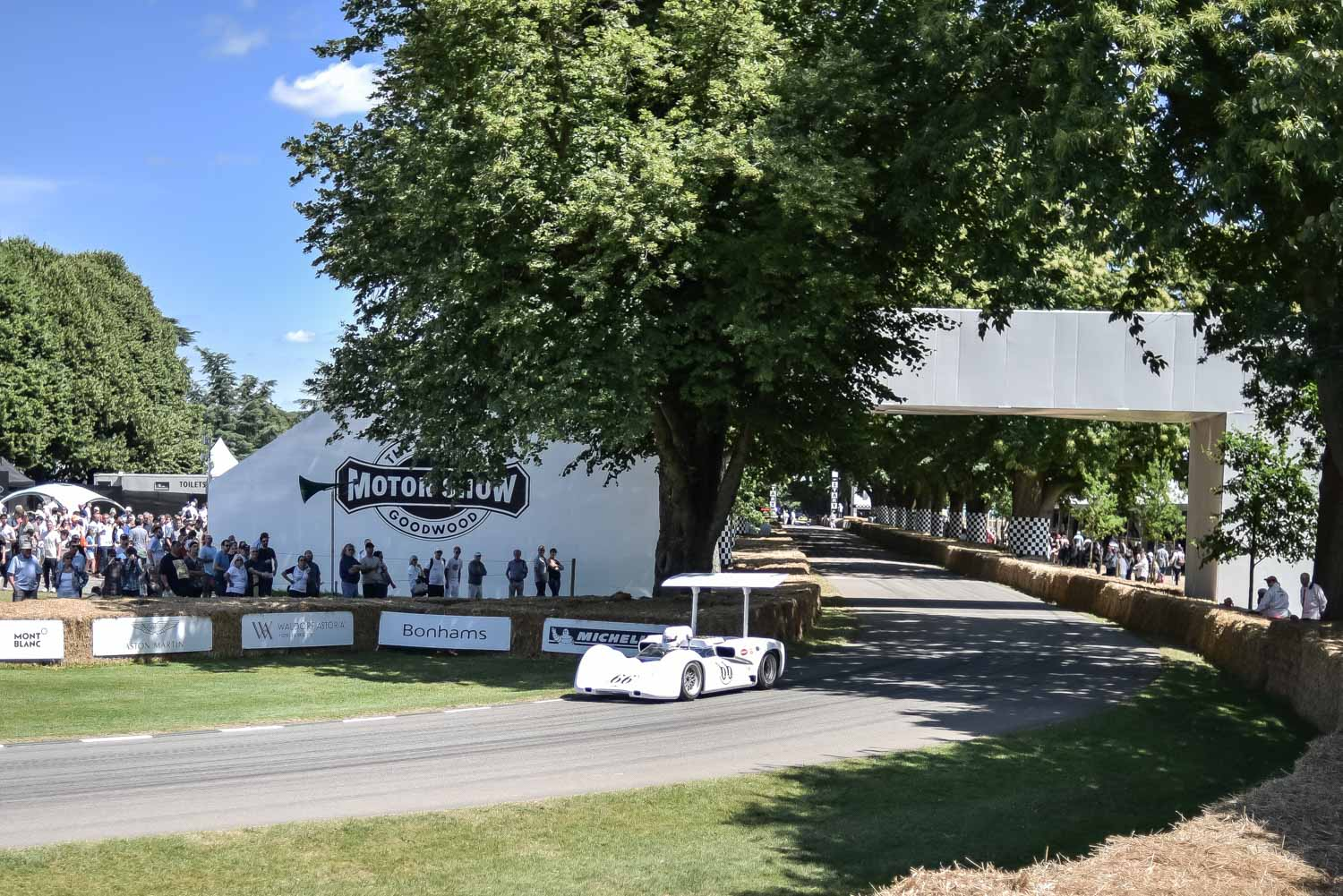 Goodwood Festival of Speed x Montblanc - photo report - 29