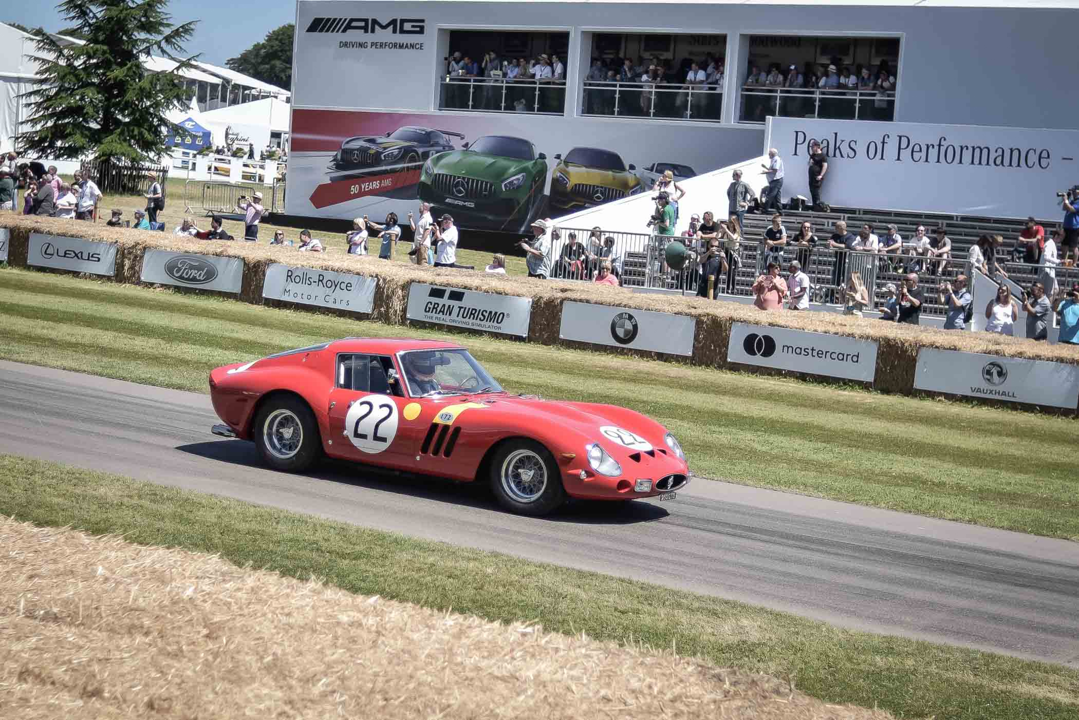 Goodwood Festival of Speed x Montblanc - photo report - 6