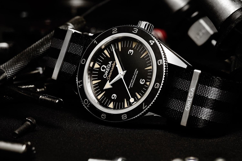 Omega Seamaster 300 Master chronometer 007 Spectre