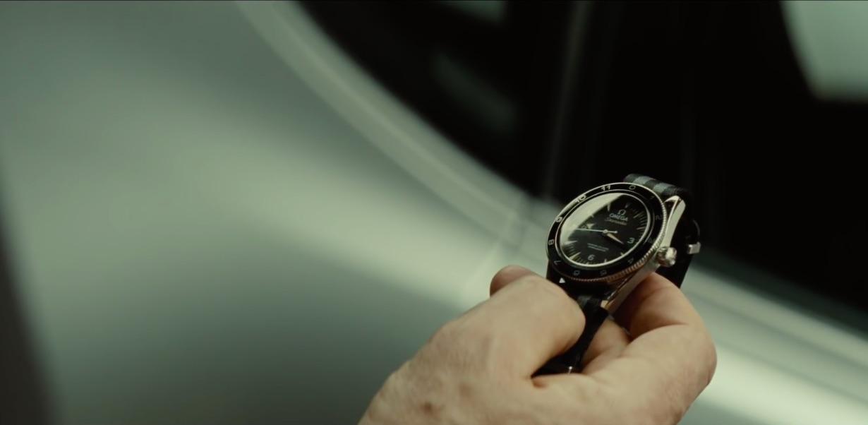 Omega Seamaster 300 master chronometer 007 Spectre - 1