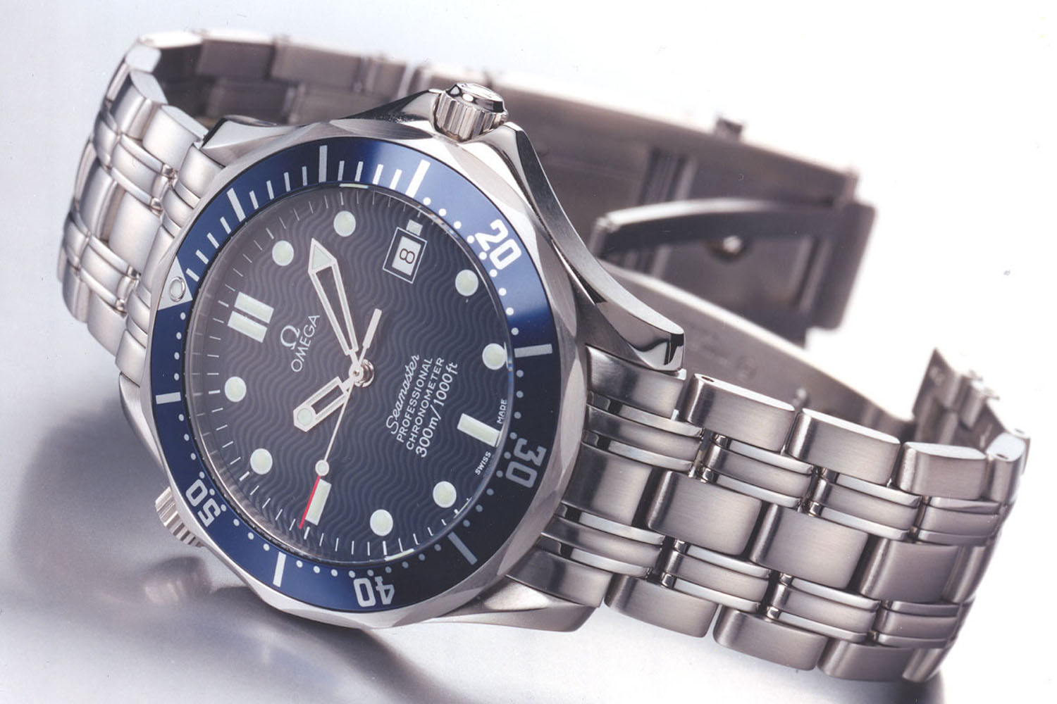 Tweedehands Omega Seamaster-horloges | Tweedehands Omega ...