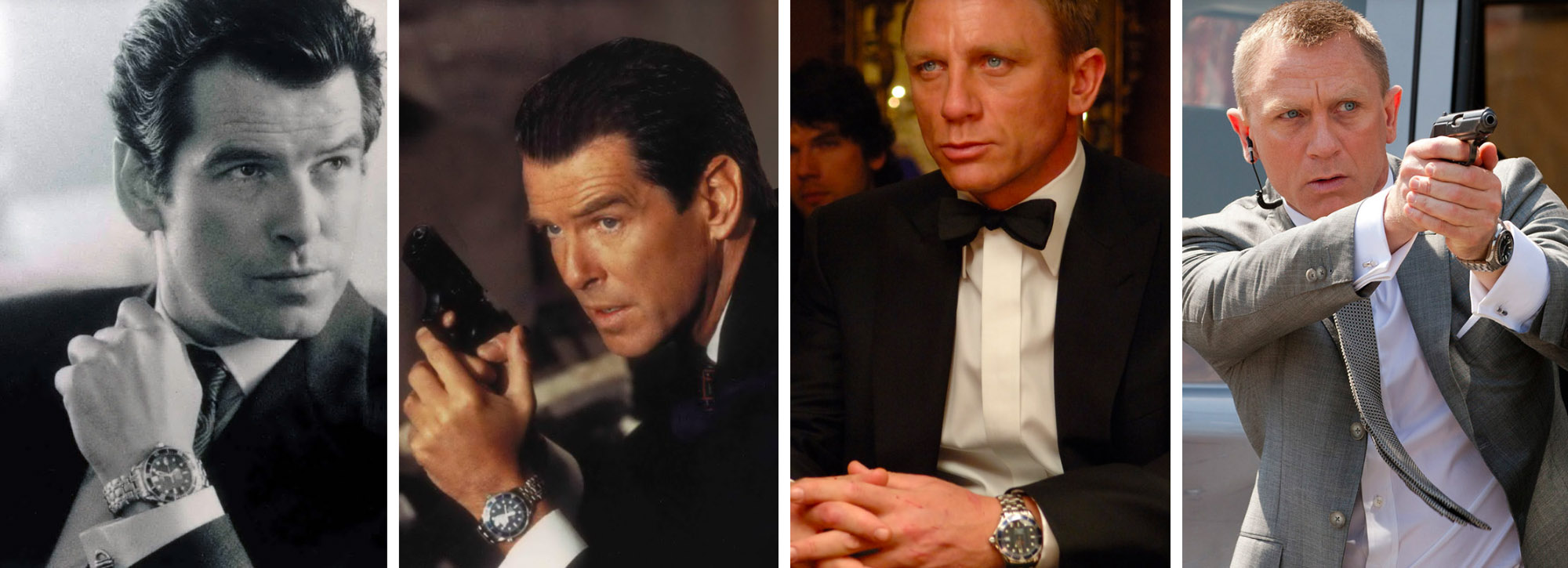 ff2346dbcfe Retrospective - The Entire Omega Seamaster x James Bond 007 History ...