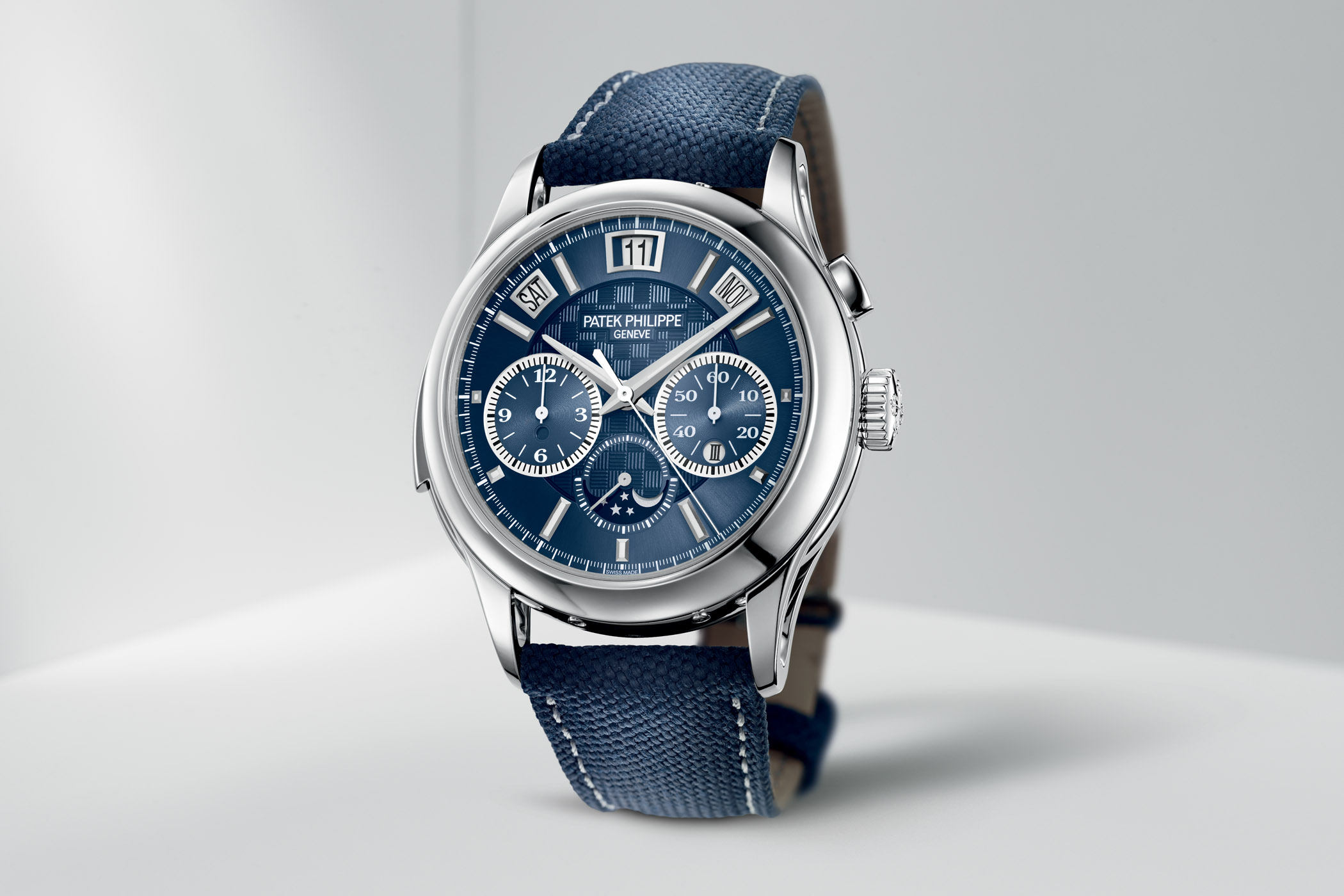 Patek Philippe 5208T titanium Only Watch 2017