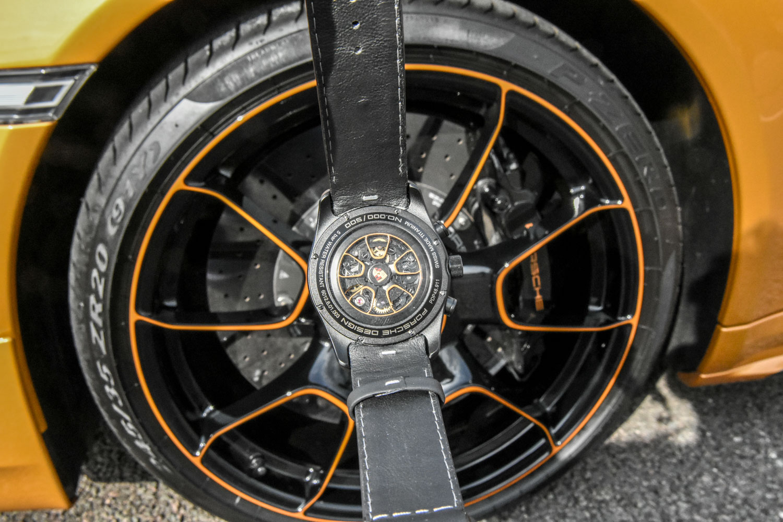 Porsche Design Chronograph Turbo S Exclusive Series