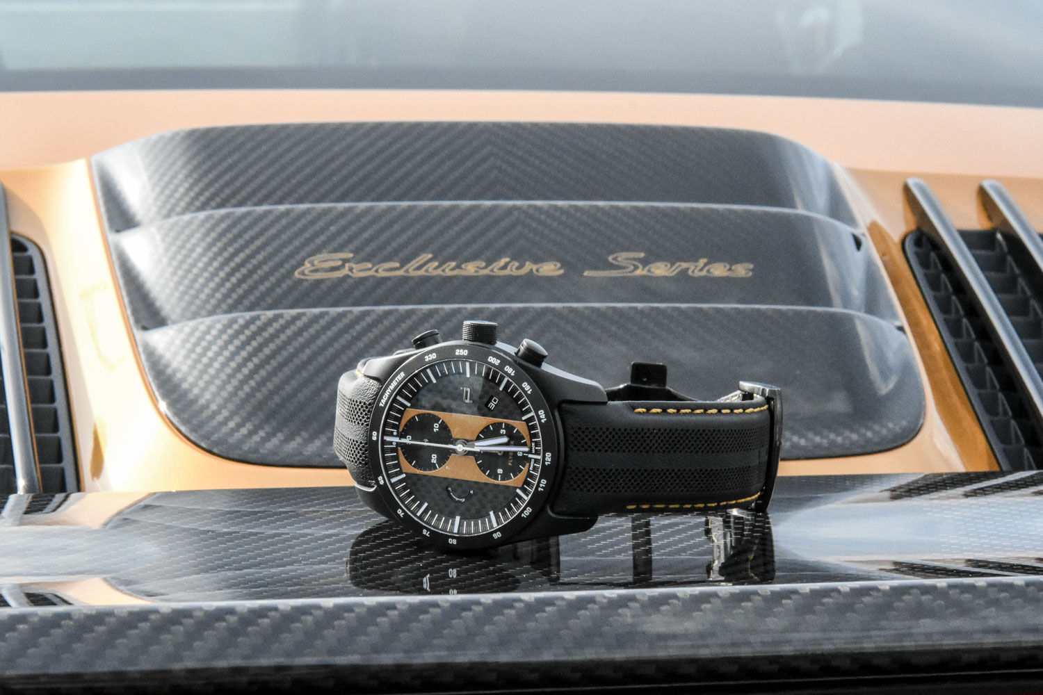 Porsche Design Chronograph Turbo S Exclusive Series