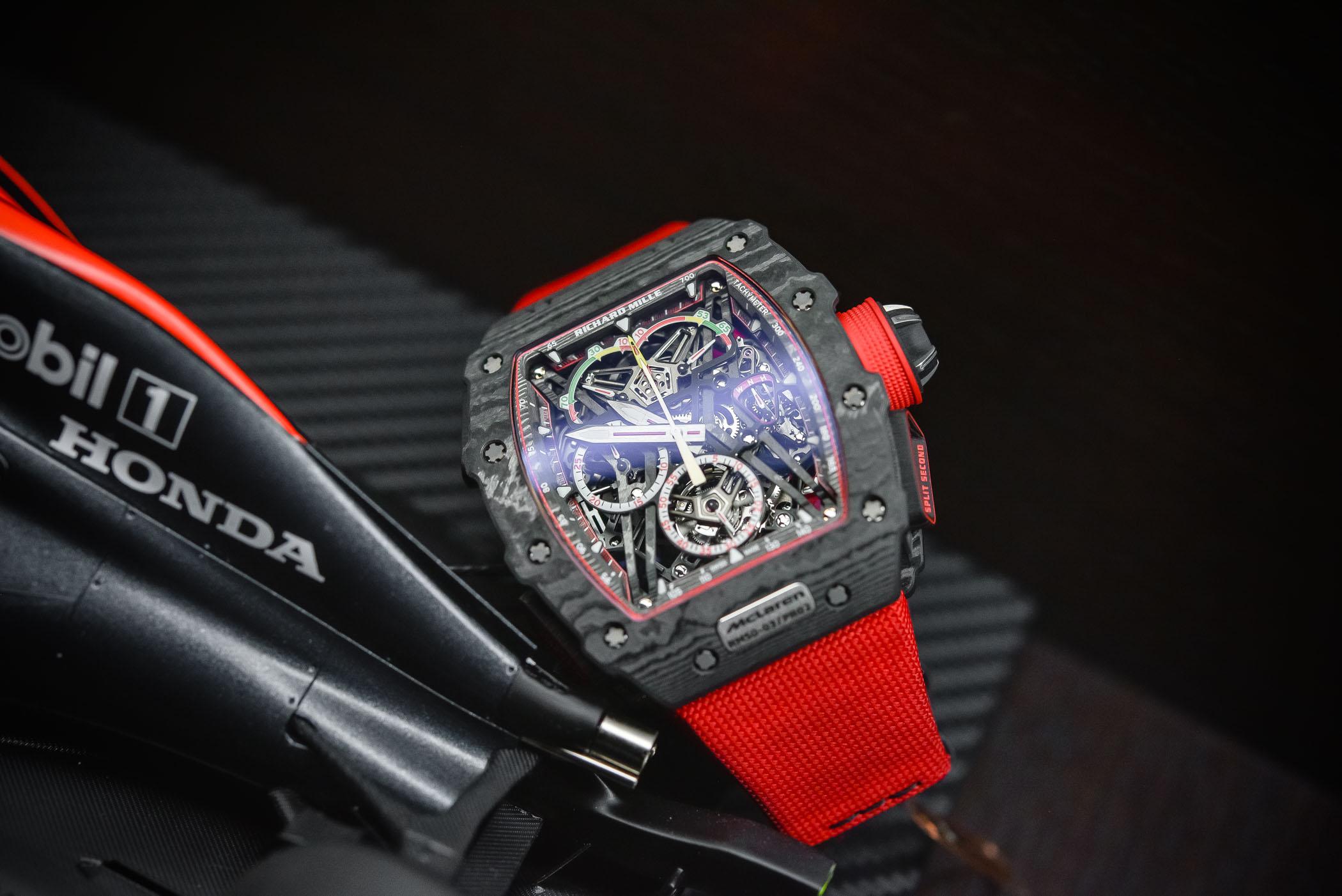 Watches and Formula 1 - Episode 6 - McLaren & Richard Mille