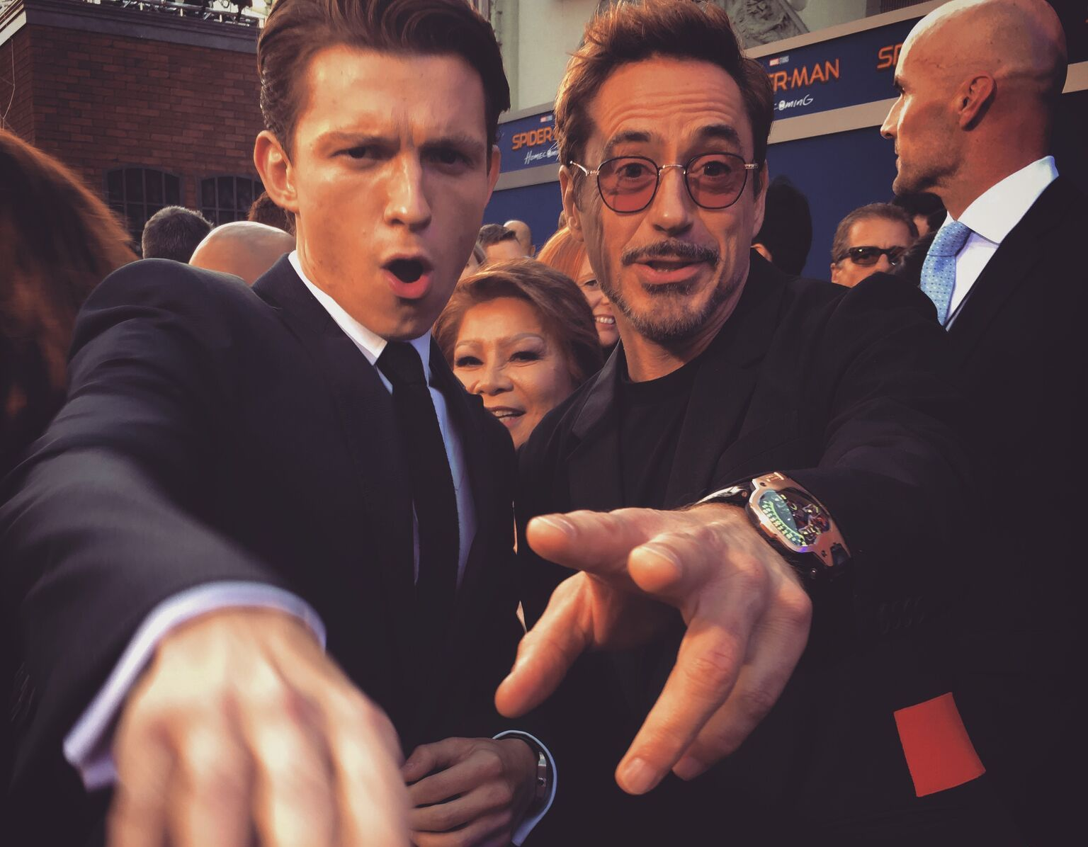 Spotted - Robert Downey JR - URWERK UR-110 - Spider-Man Homecoming