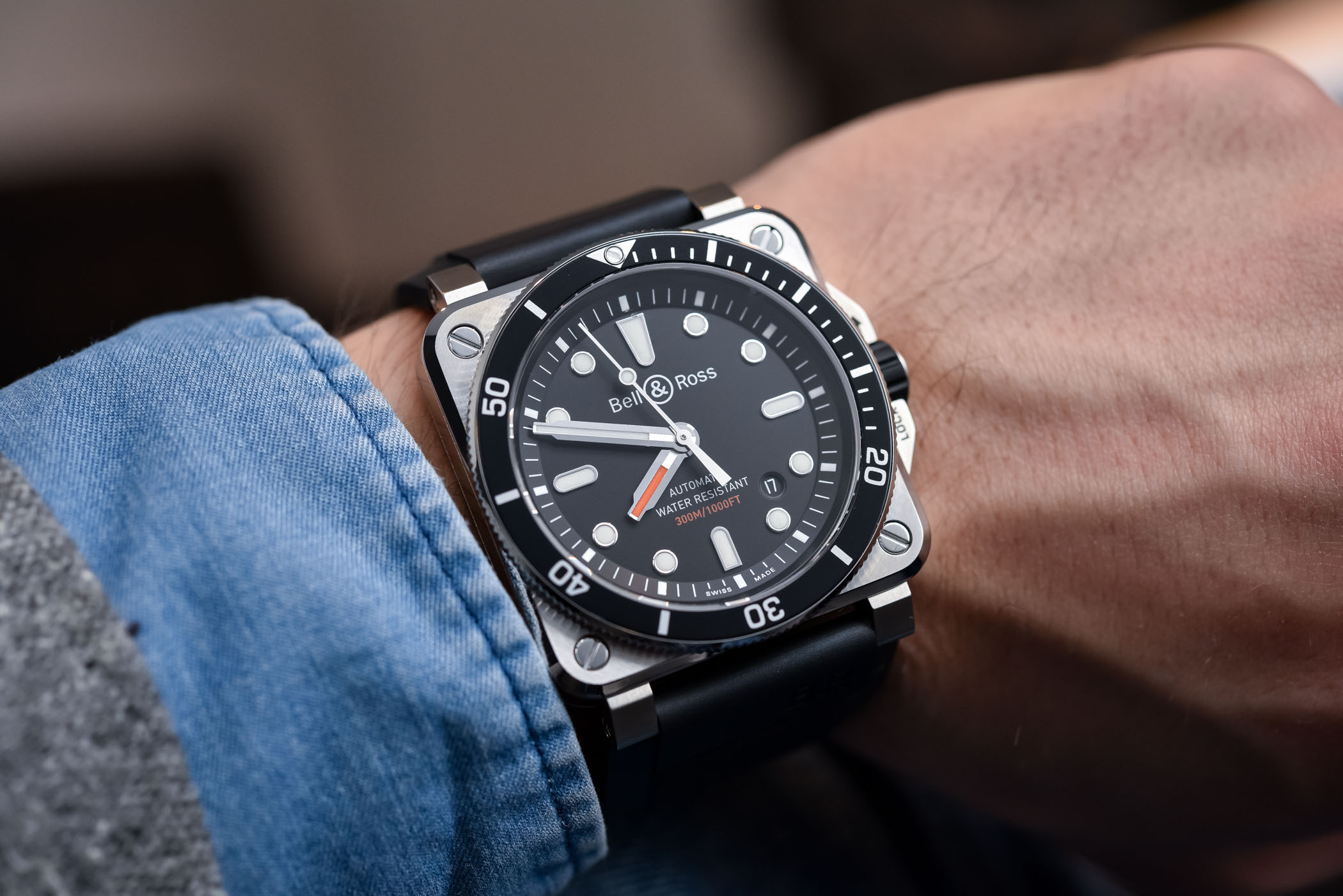Bell and Ross BR03-92 Diver
