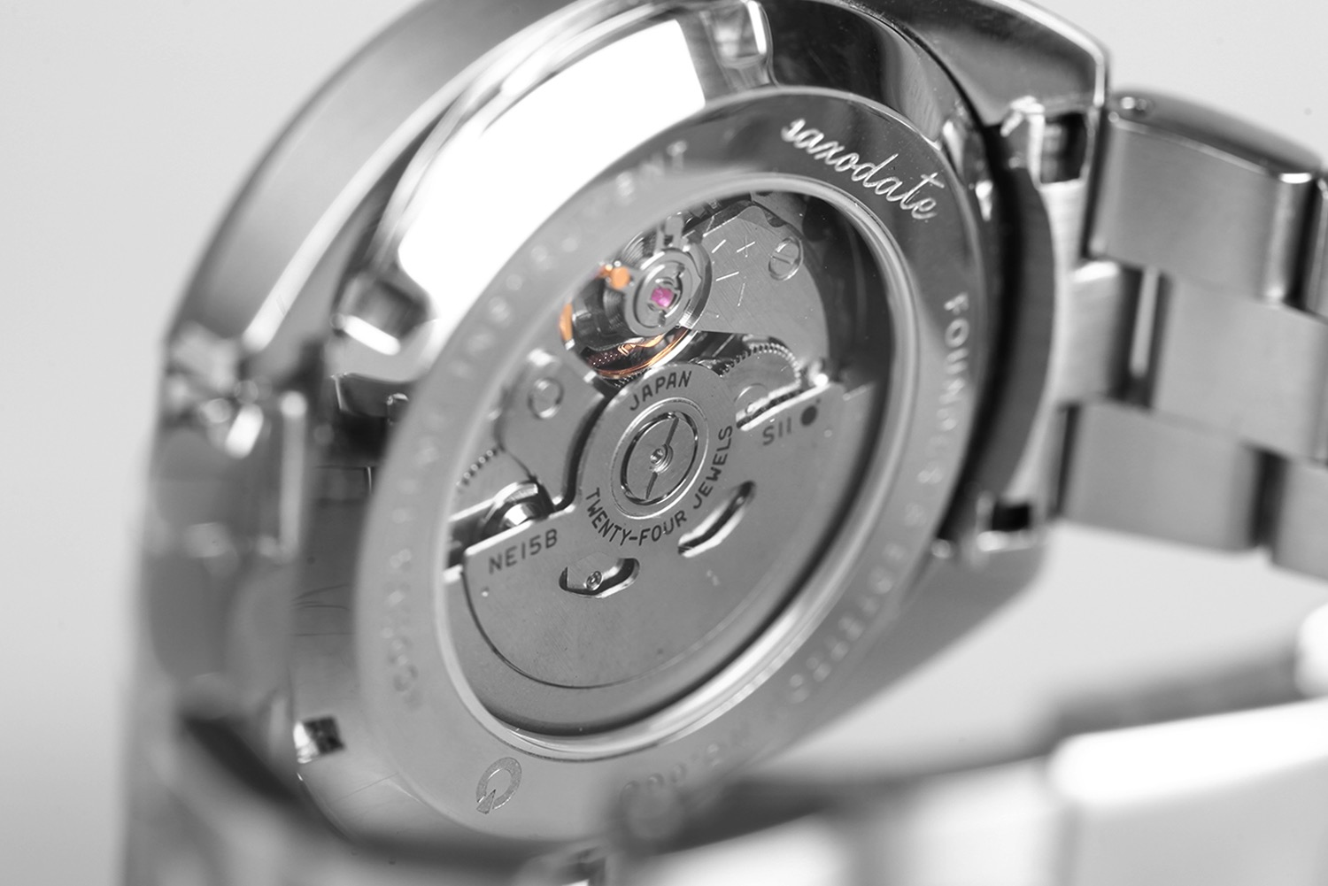 Corva Watches Saxodate - Kickstarter