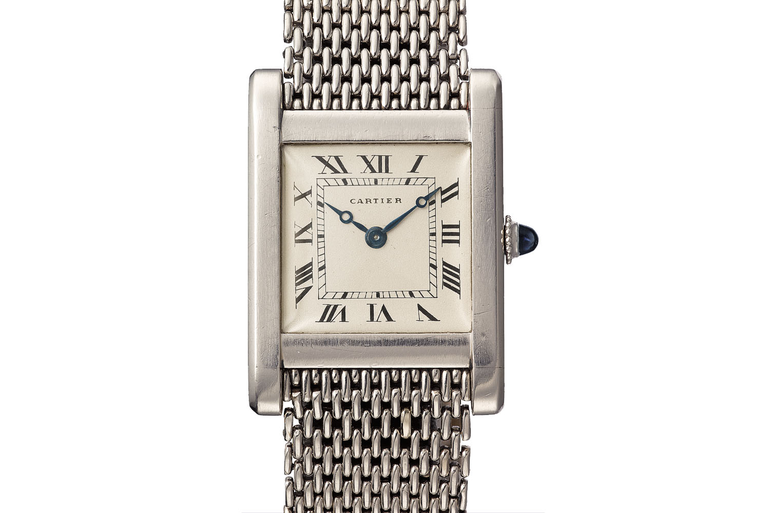 History Cartier Tank 100 years - Cartier tank Normale 1927 ... ee5847e260