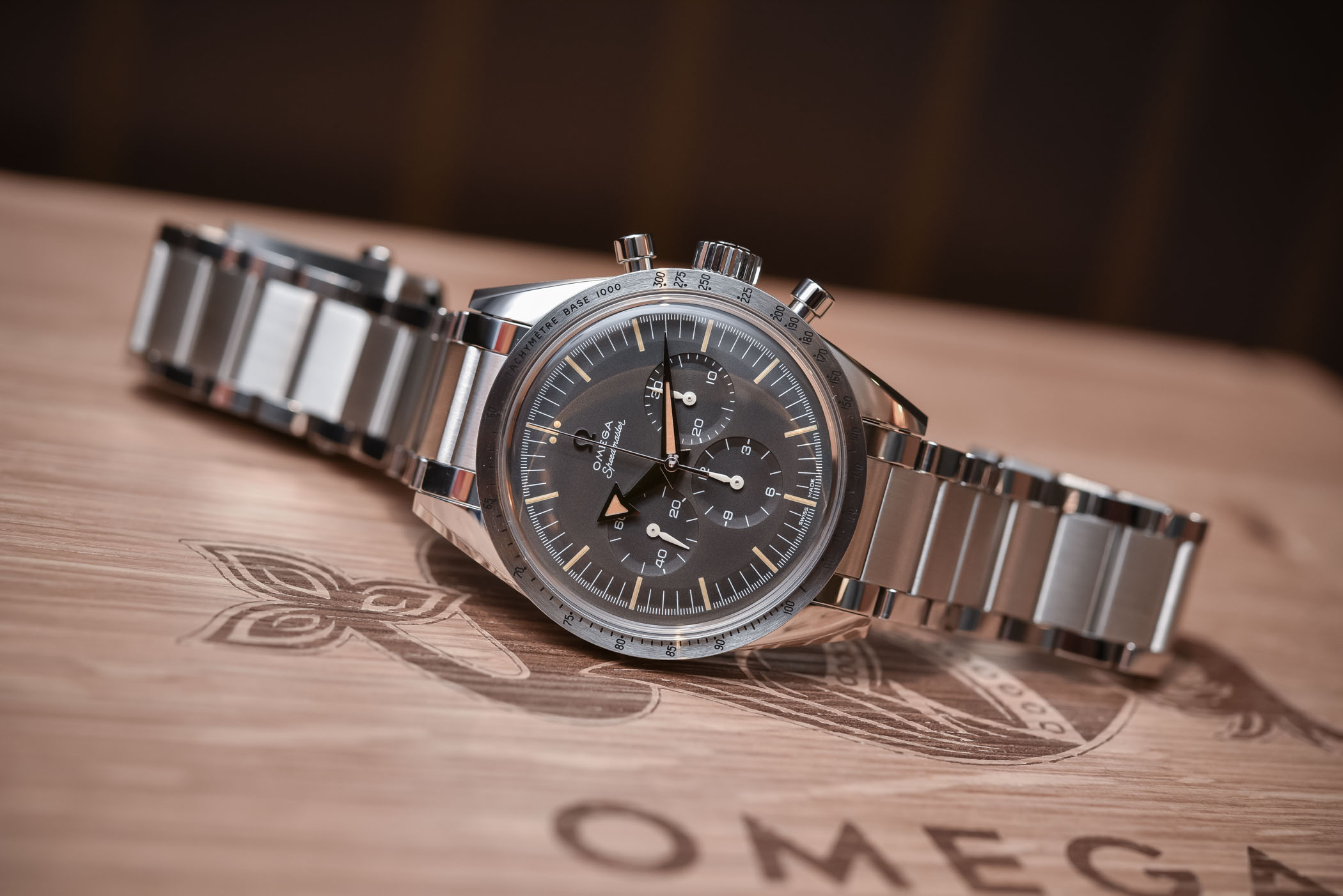 Omega Speedmaster 60th Anniversary Limited Edition