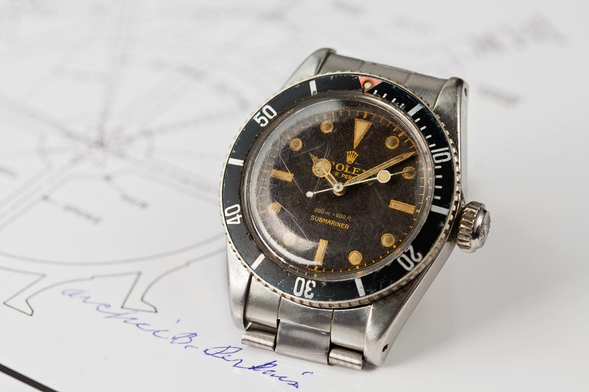 Historical Perspective The Original Bond Rolex Submariner The